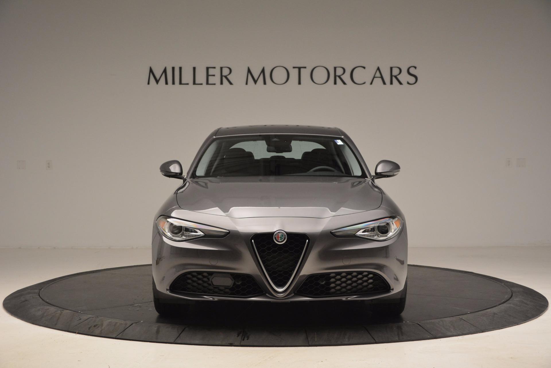 New 2017 Alfa Romeo Giulia Ti Q4 For Sale In Greenwich, CT 823_p12
