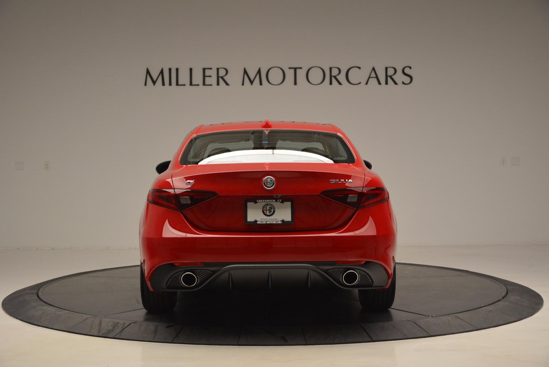 New 2017 Alfa Romeo Giulia  For Sale In Greenwich, CT 826_p6