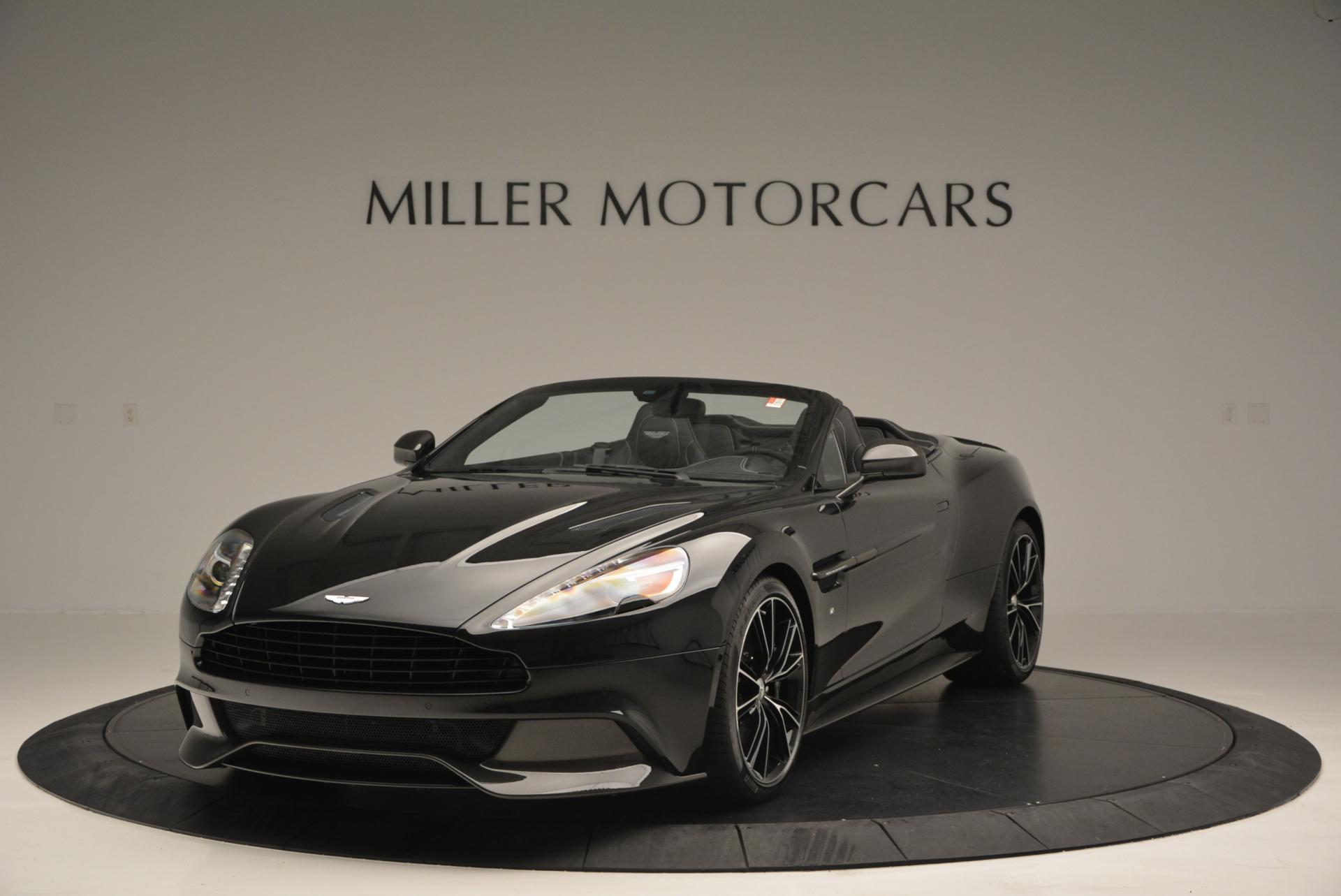 New 2016 Aston Martin Vanquish Volante For Sale In Greenwich, CT 83_main