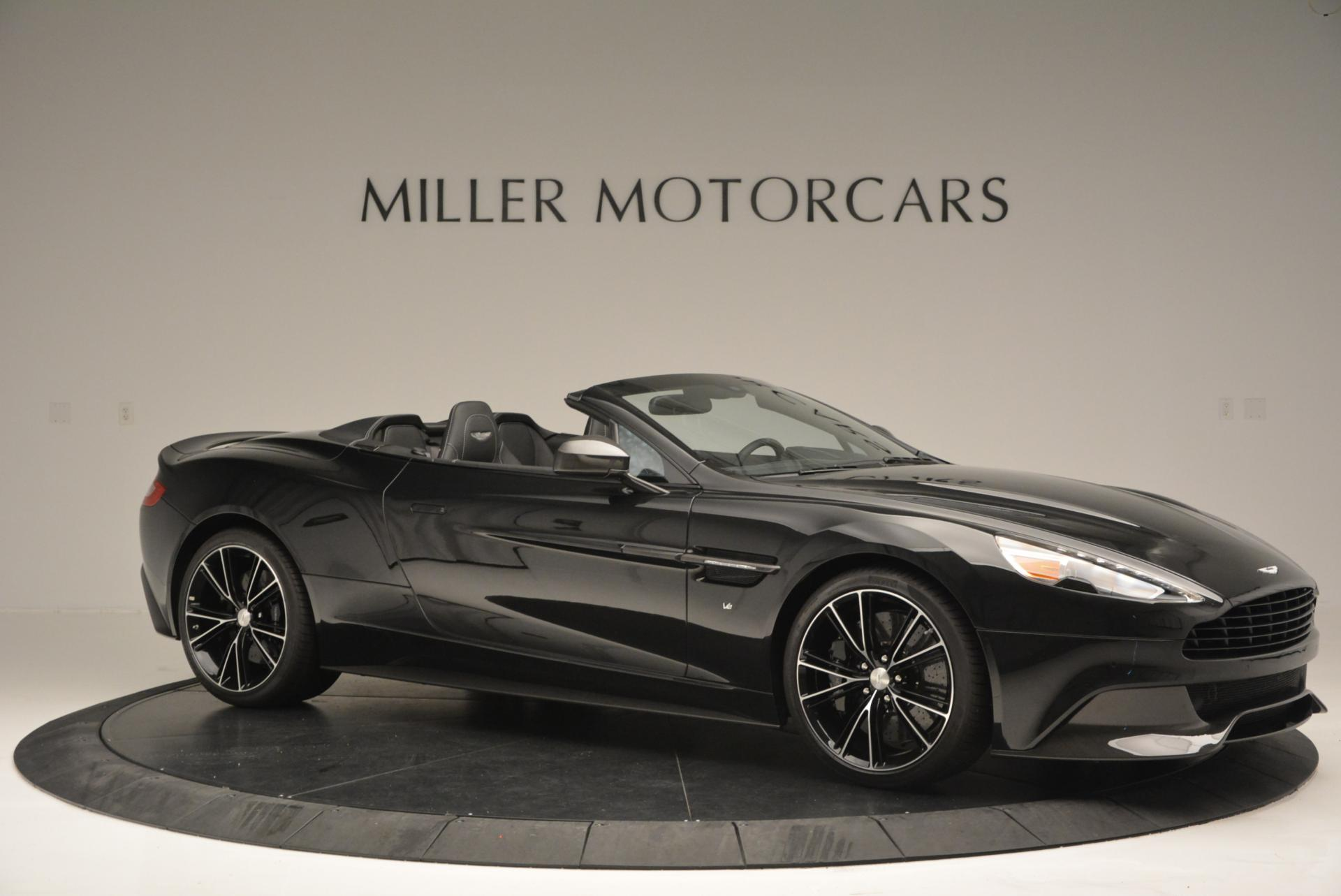 New 2016 Aston Martin Vanquish Volante For Sale In Greenwich, CT 83_p10