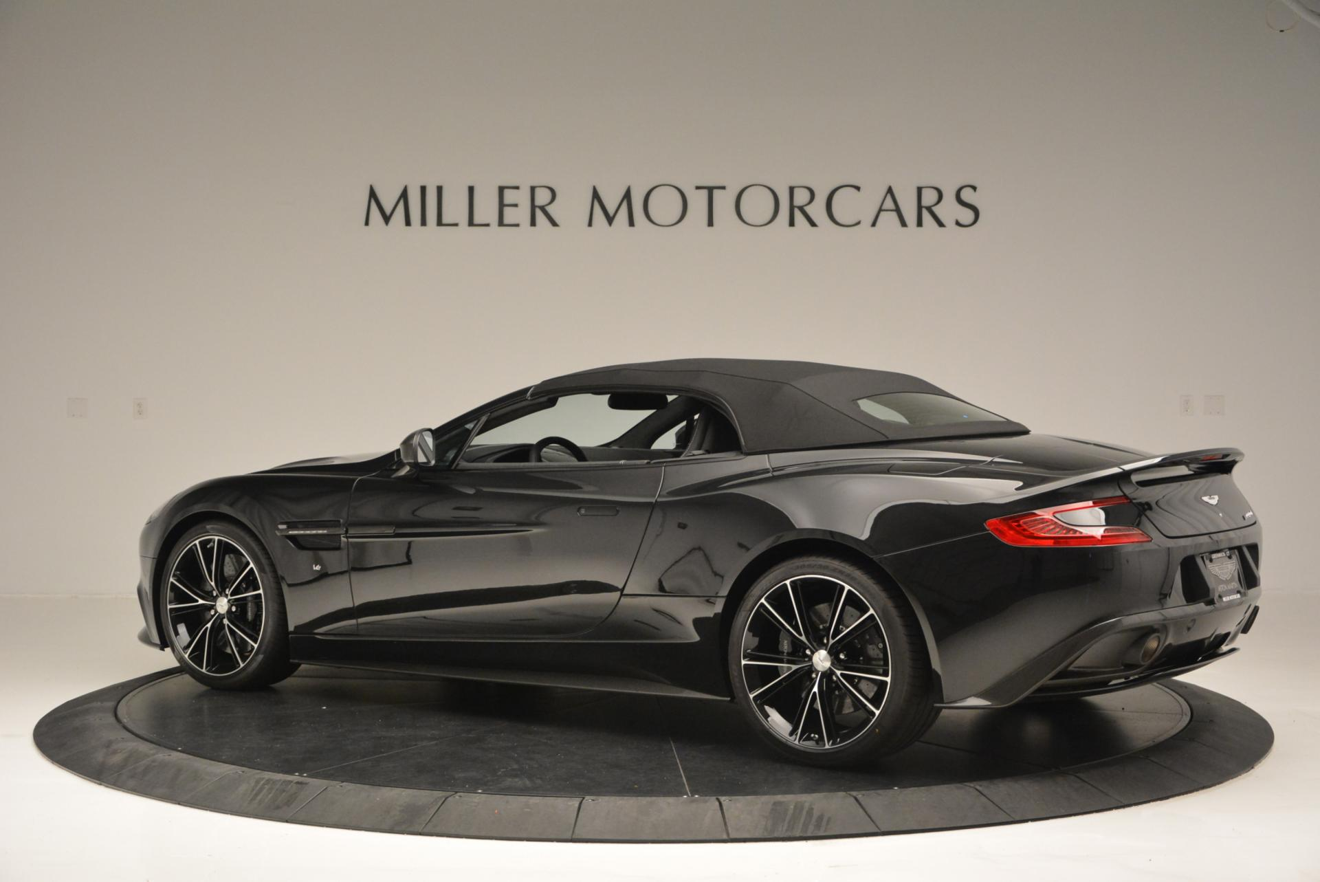 New 2016 Aston Martin Vanquish Volante For Sale In Greenwich, CT 83_p16