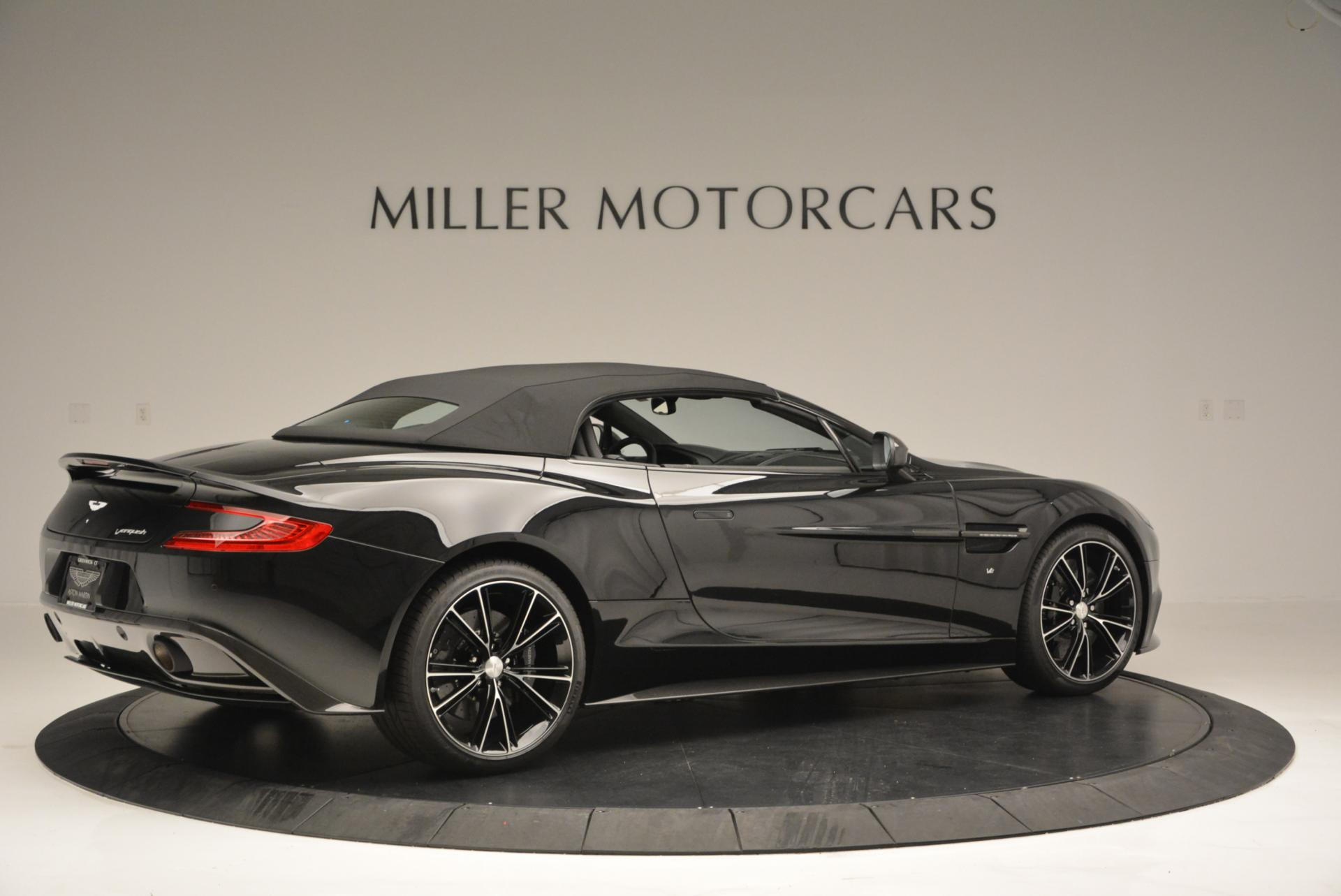 New 2016 Aston Martin Vanquish Volante For Sale In Greenwich, CT 83_p20