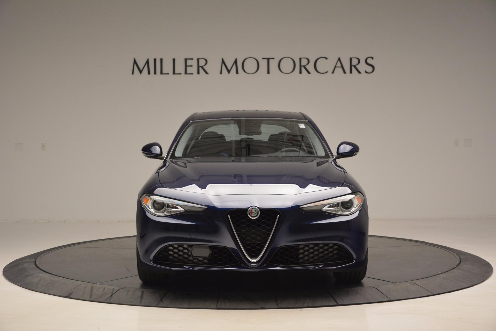 New 2017 Alfa Romeo Giulia  For Sale In Greenwich, CT 830_p12