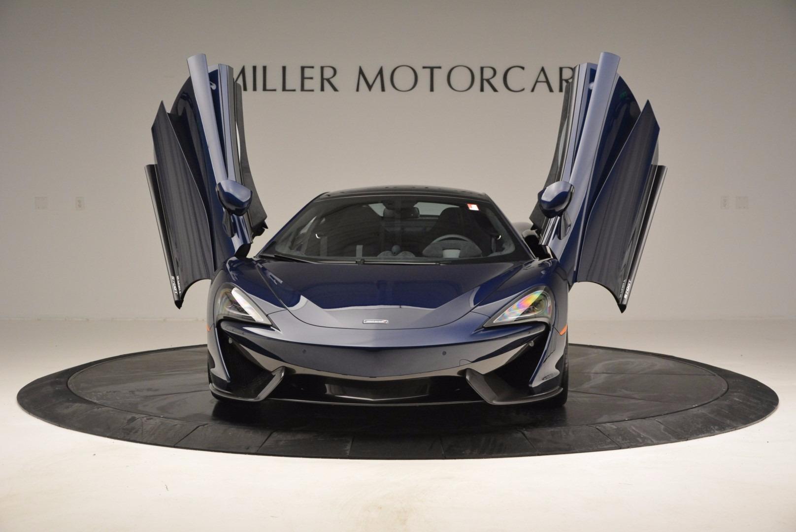 New 2017 McLaren 570GT  For Sale In Greenwich, CT 832_p13