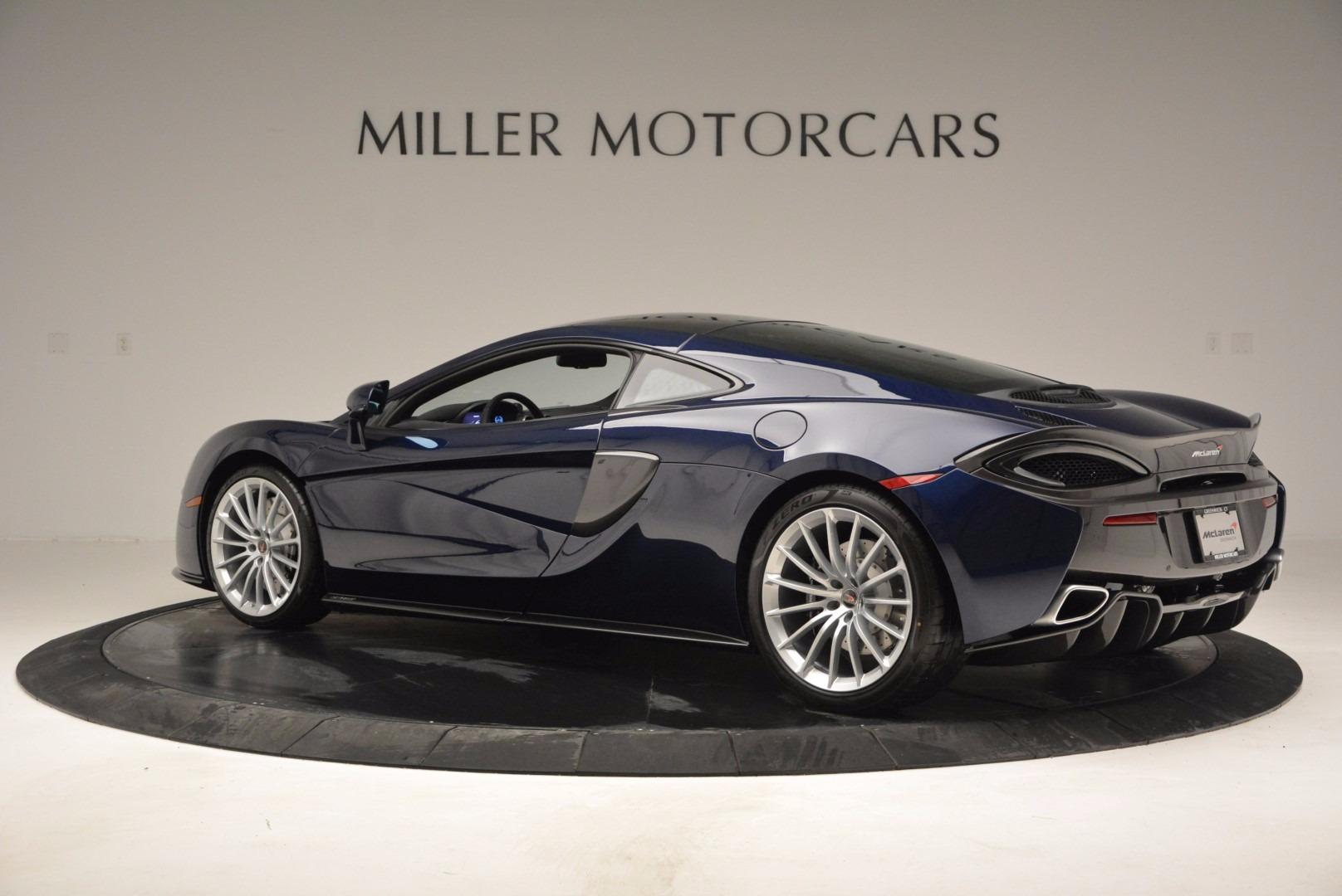 New 2017 McLaren 570GT  For Sale In Greenwich, CT 832_p4
