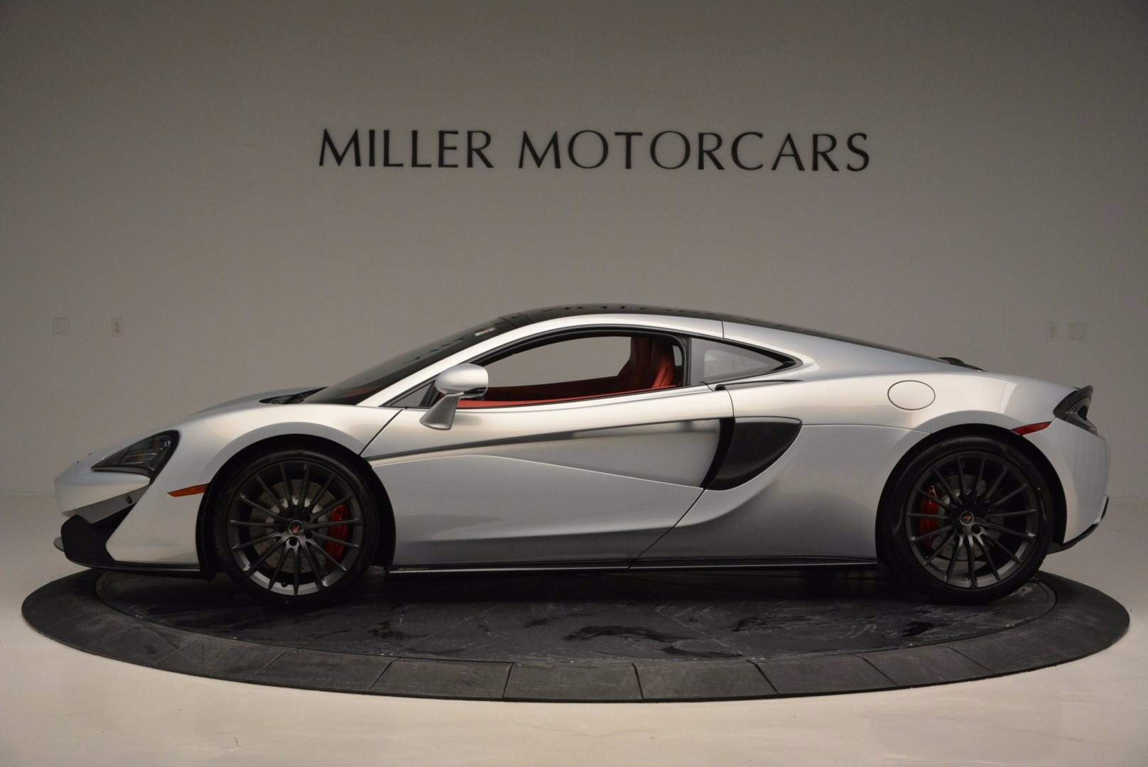 Used 2017 McLaren 570GT  For Sale In Greenwich, CT 834_p3