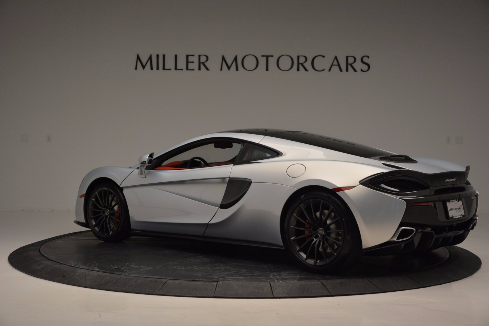 Used 2017 McLaren 570GT  For Sale In Greenwich, CT 834_p4