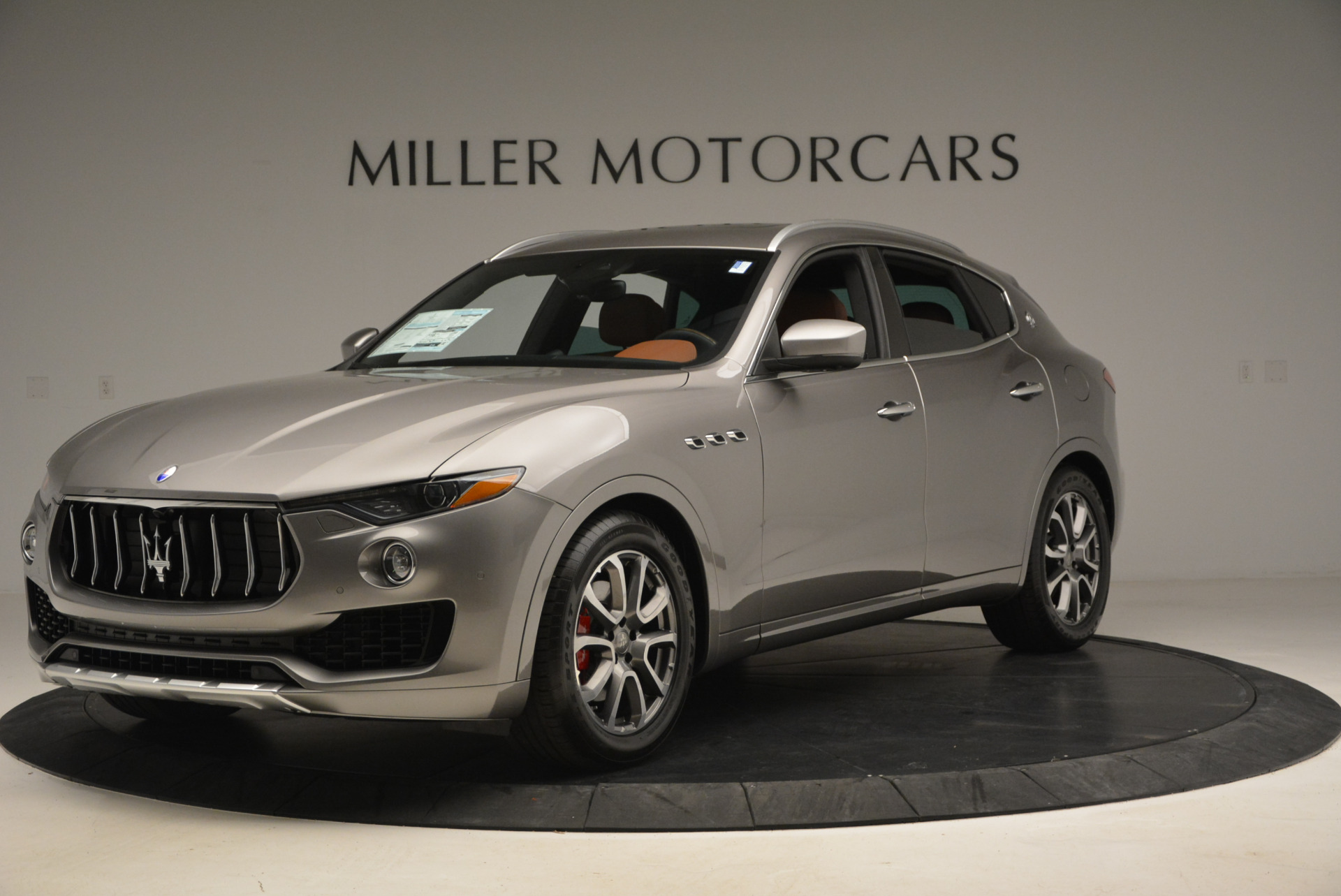 New 2017 Maserati Levante  For Sale In Greenwich, CT 839_main