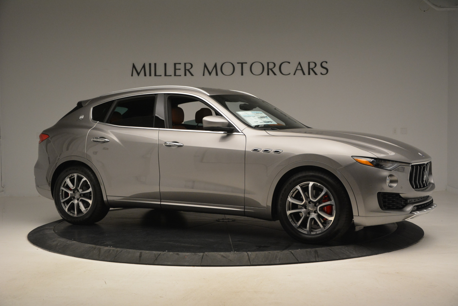New 2017 Maserati Levante  For Sale In Greenwich, CT 839_p10