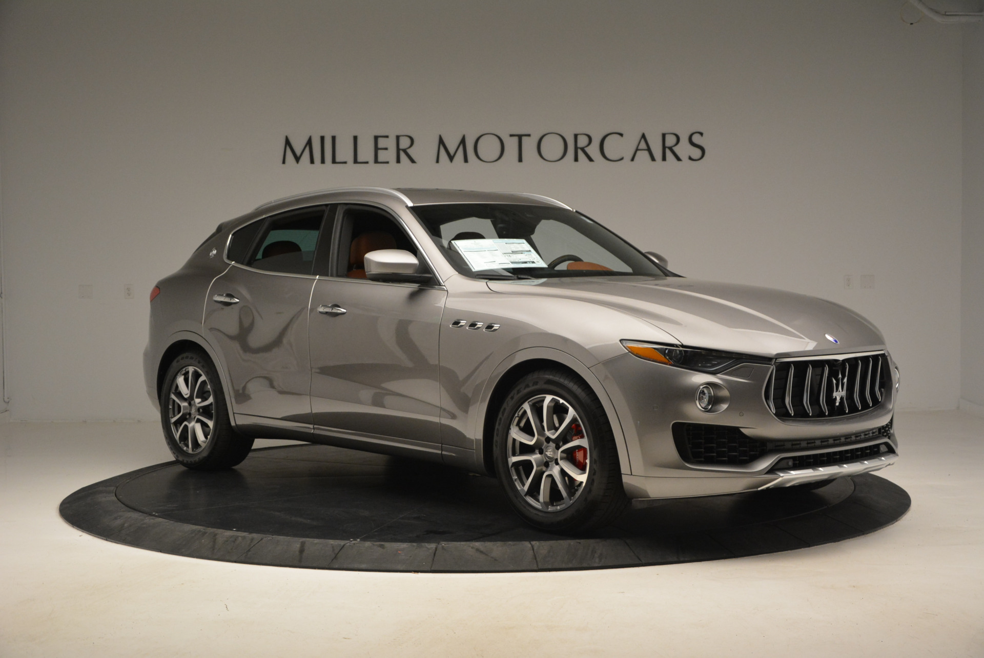 New 2017 Maserati Levante  For Sale In Greenwich, CT 839_p11