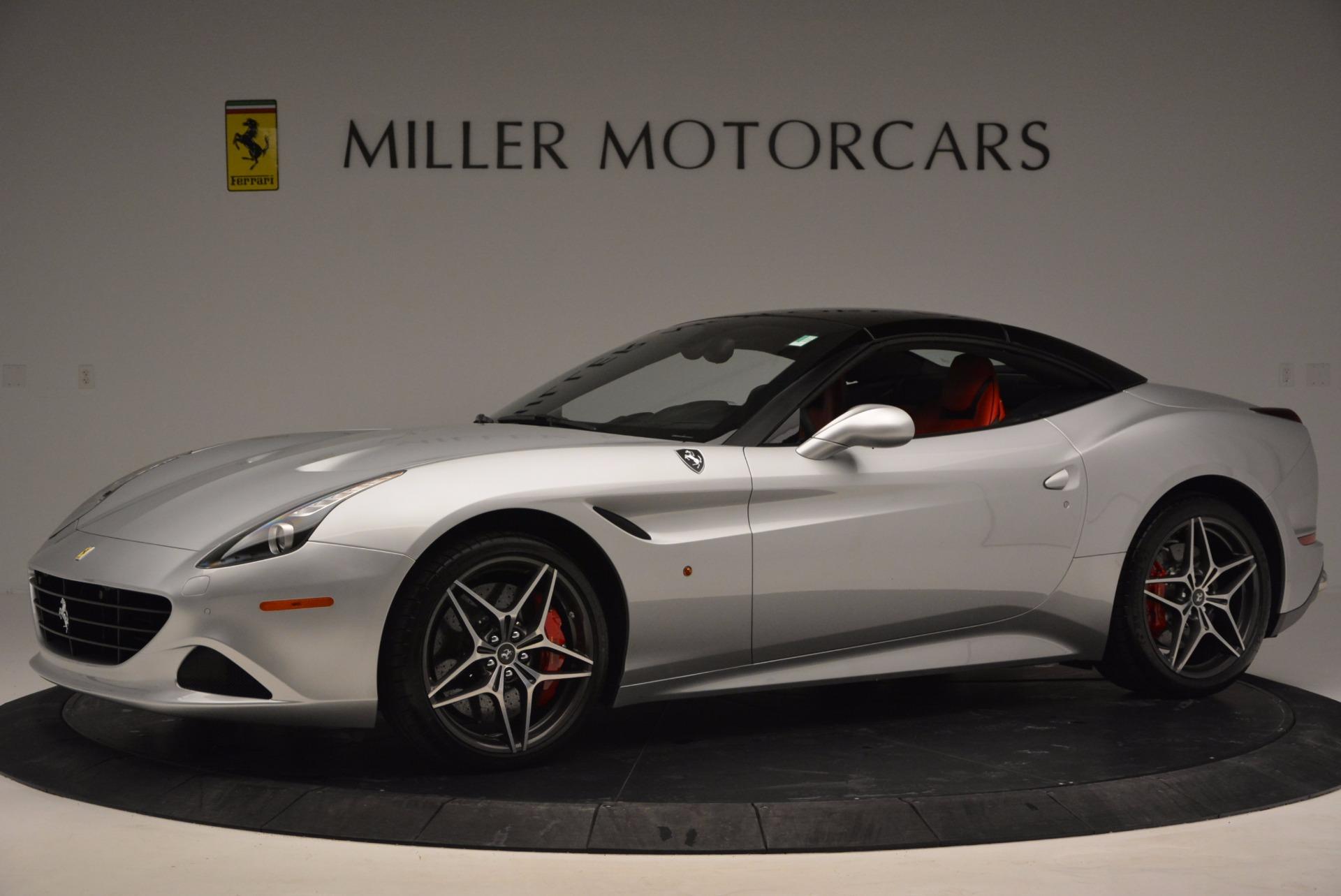 Used 2016 Ferrari California T  For Sale In Greenwich, CT 841_p2