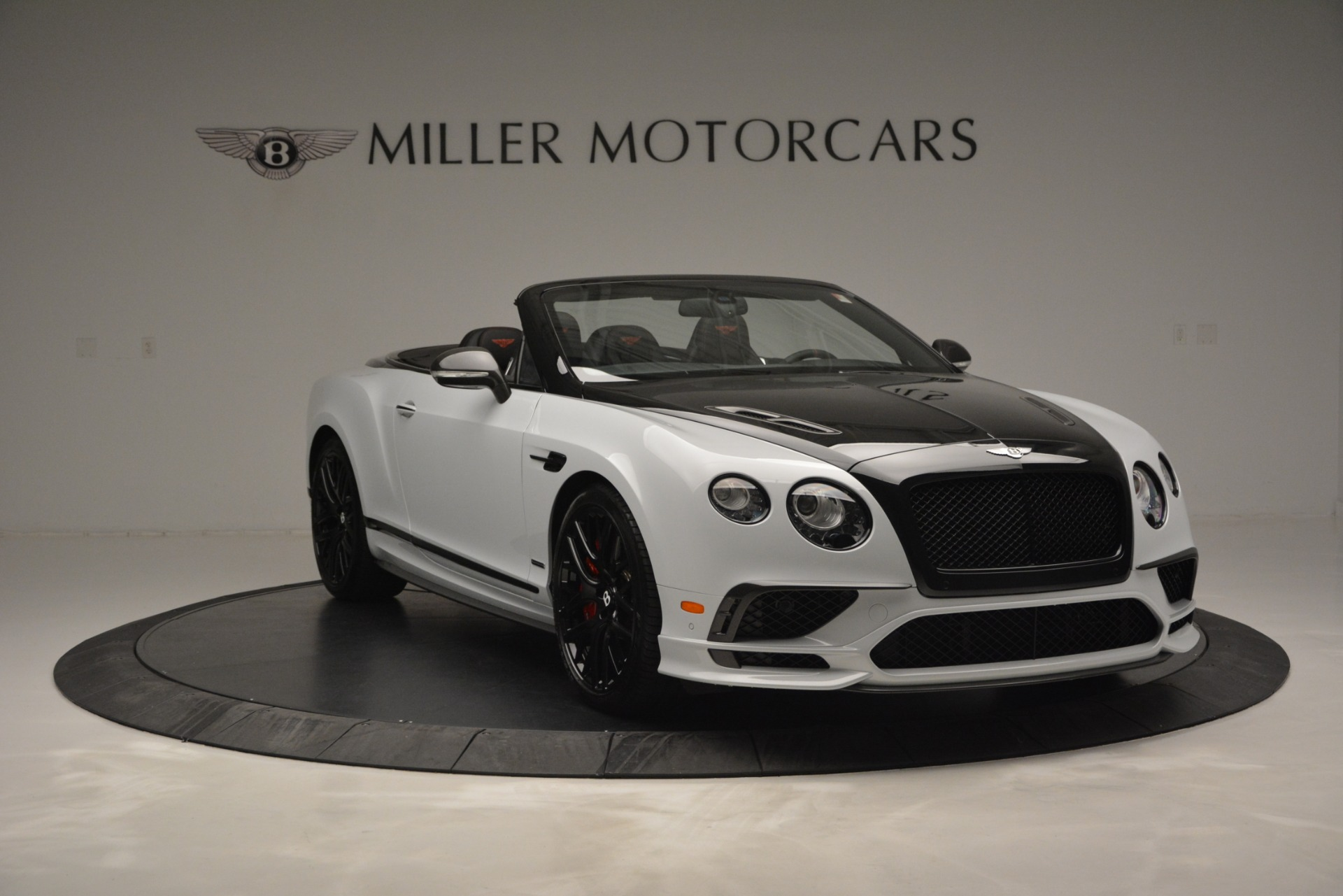 New 2018 Bentley Continental GT Supersports Convertible For Sale In Greenwich, CT 843_p11