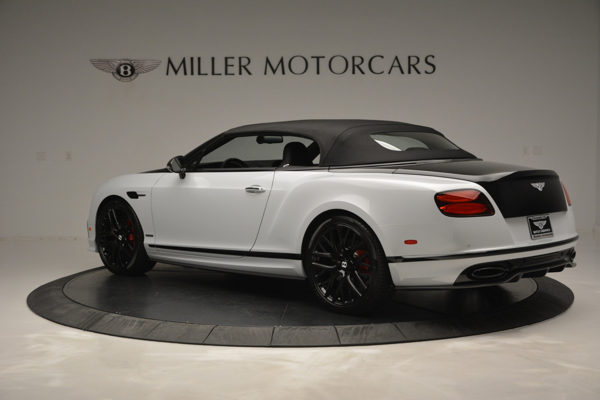 New 2018 Bentley Continental GT Supersports Convertible For Sale In Greenwich, CT 843_p14
