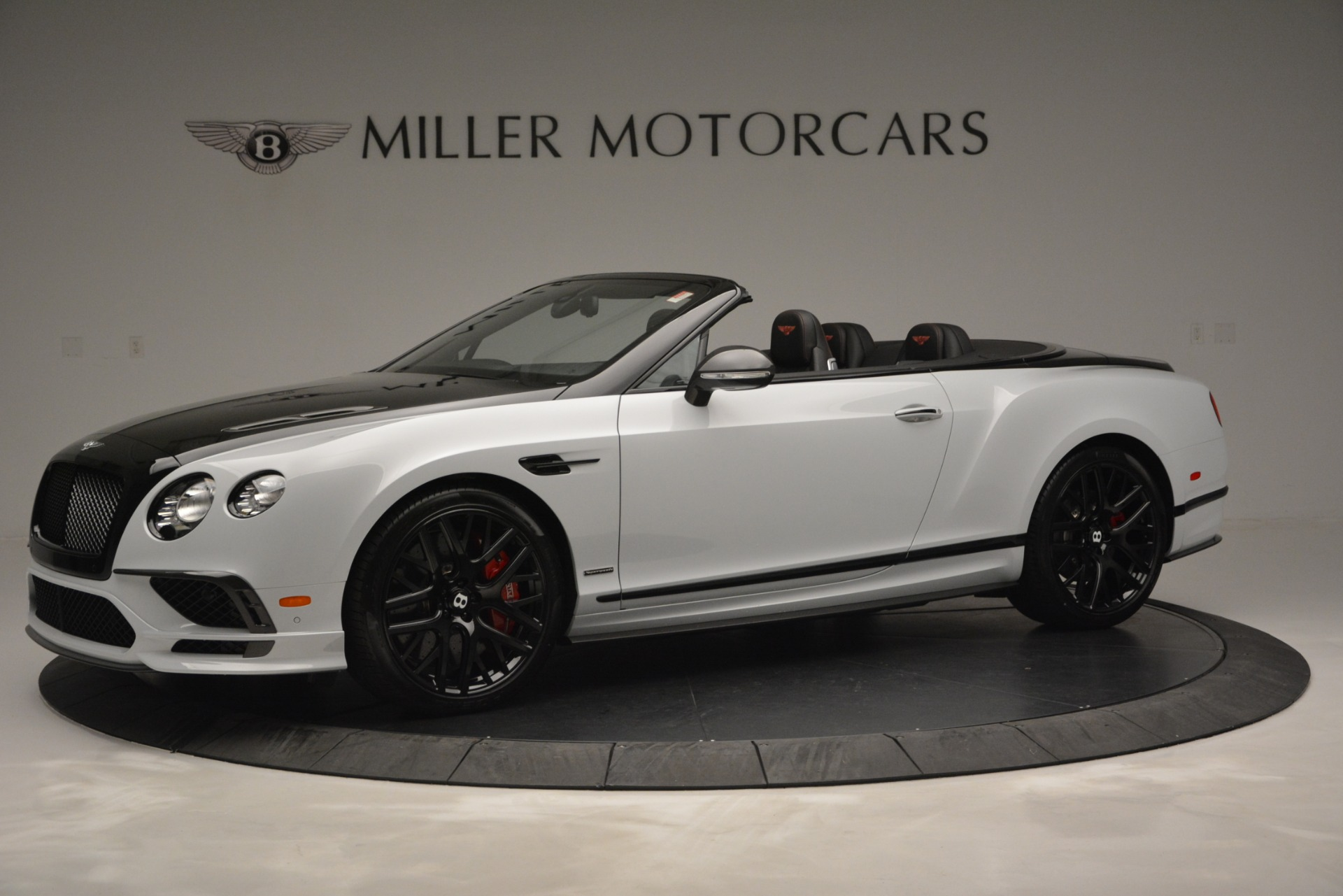 New 2018 Bentley Continental GT Supersports Convertible For Sale In Greenwich, CT 843_p2