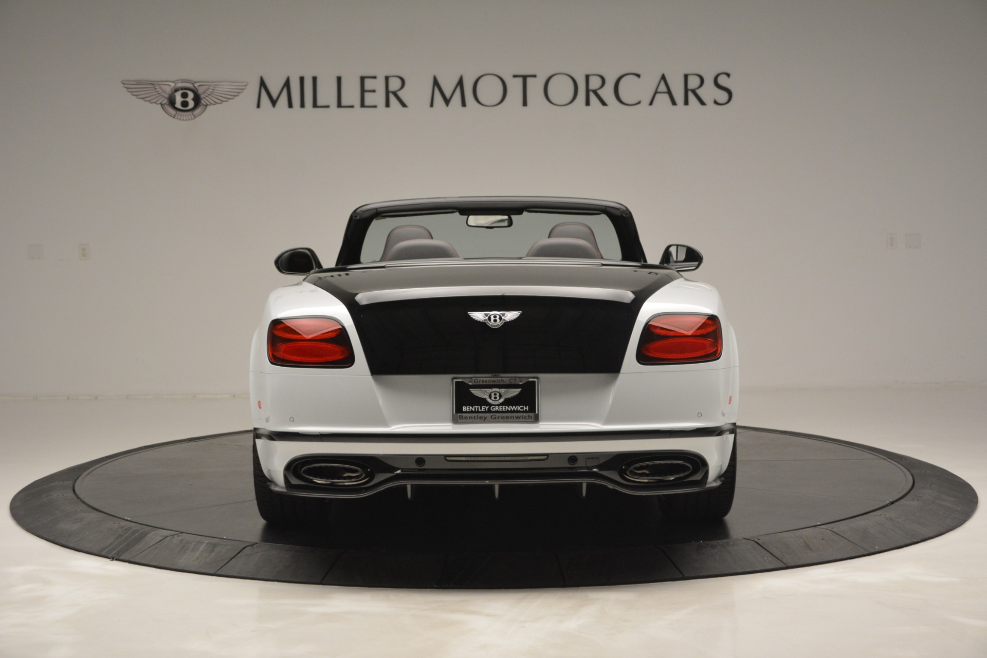 New 2018 Bentley Continental GT Supersports Convertible For Sale In Greenwich, CT 843_p6
