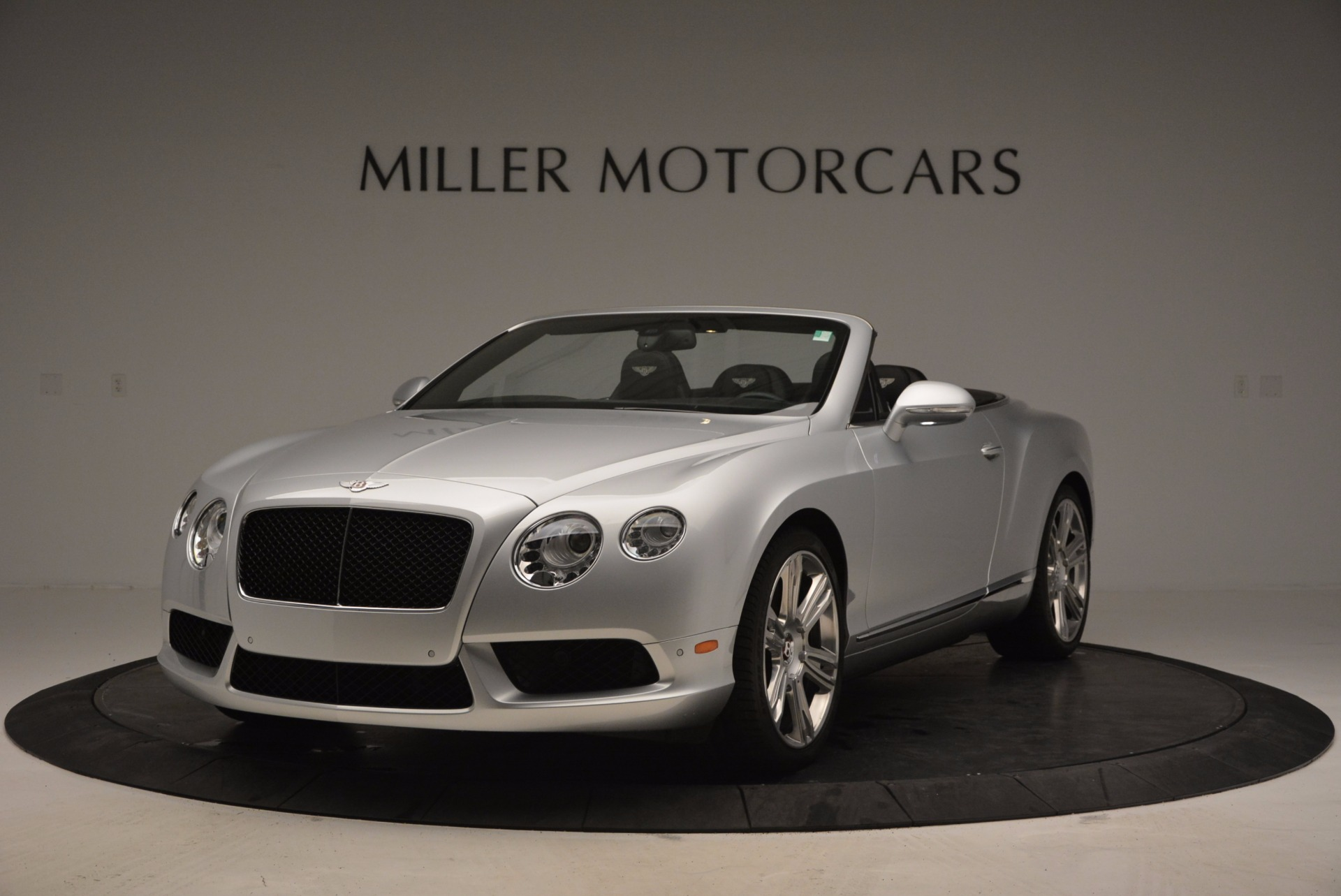 Used 2013 Bentley Continental GT V8 For Sale In Greenwich, CT 844_main