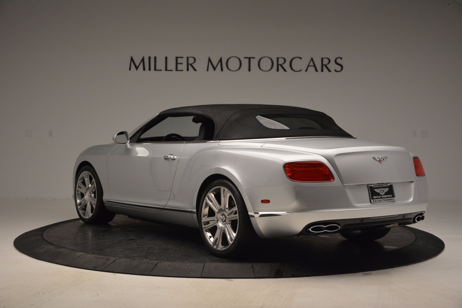 Used 2013 Bentley Continental GT V8 For Sale In Greenwich, CT 844_p17