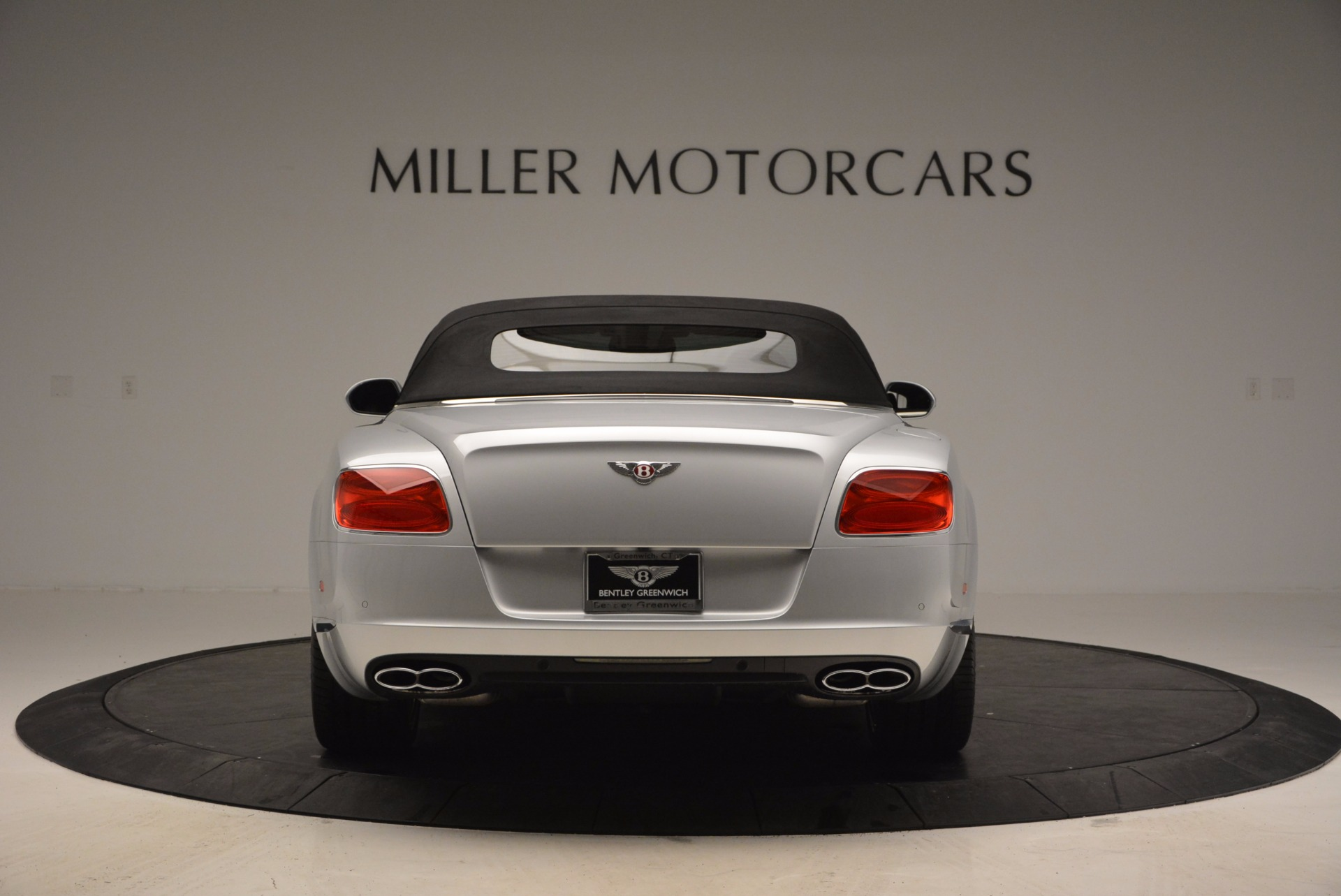 Used 2013 Bentley Continental GT V8 For Sale In Greenwich, CT 844_p18