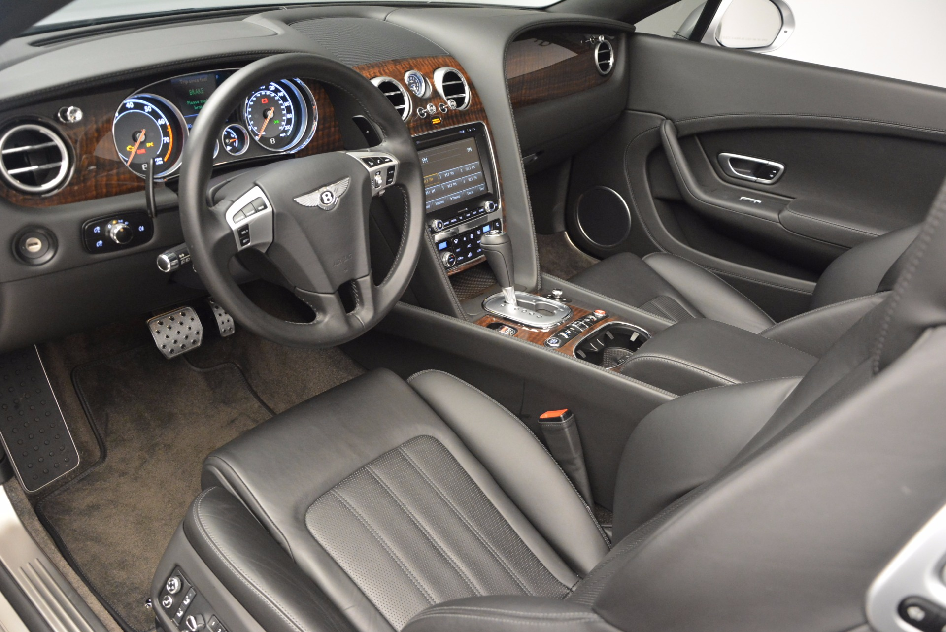 Used 2013 Bentley Continental GT V8 For Sale In Greenwich, CT 844_p37