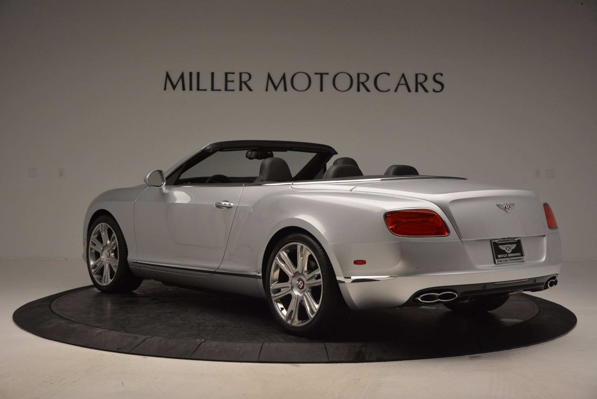 Used 2013 Bentley Continental GT V8 For Sale In Greenwich, CT 844_p5