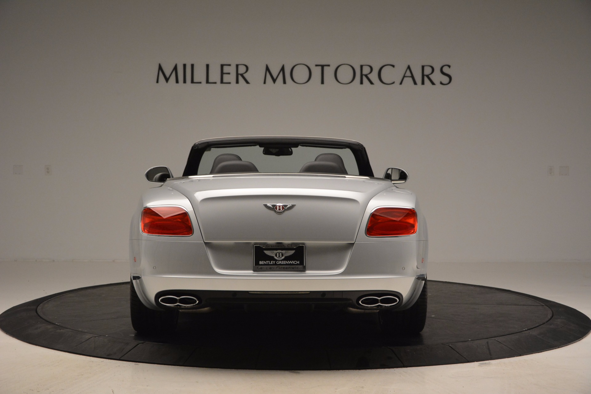 Used 2013 Bentley Continental GT V8 For Sale In Greenwich, CT 844_p6