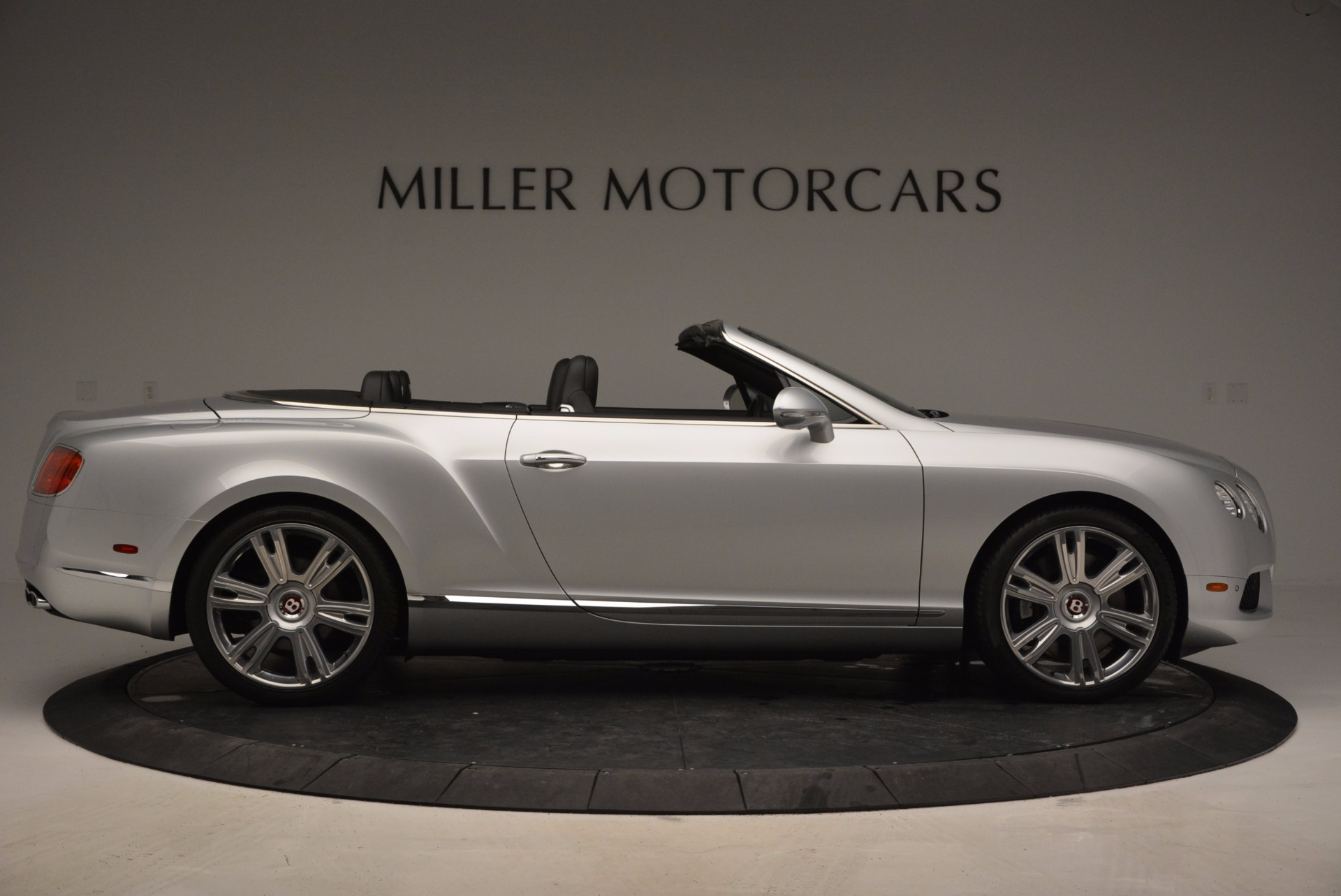 Used 2013 Bentley Continental GT V8 For Sale In Greenwich, CT 844_p9