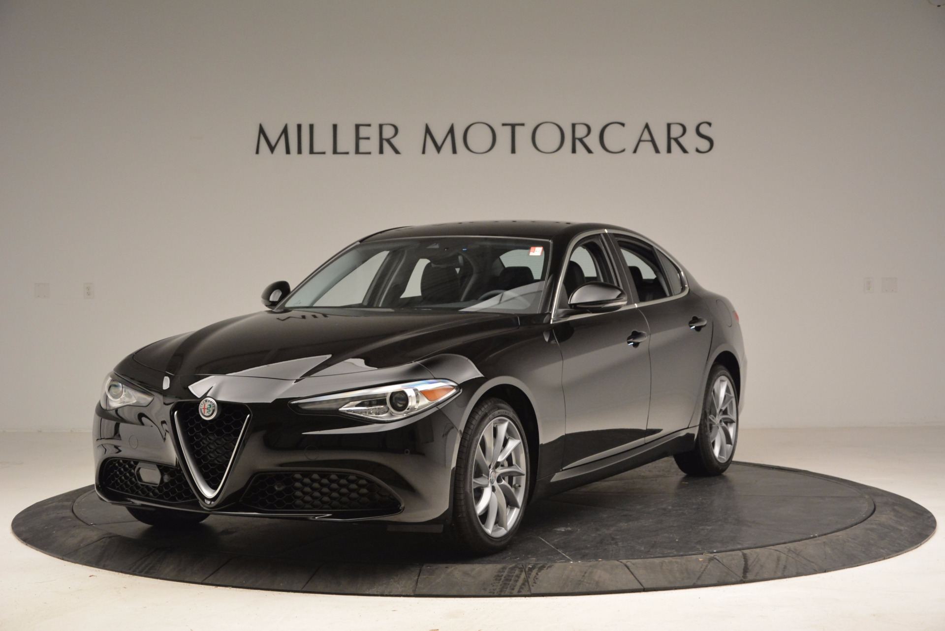 New 2017 Alfa Romeo Giulia Q4 For Sale In Greenwich, CT 845_main