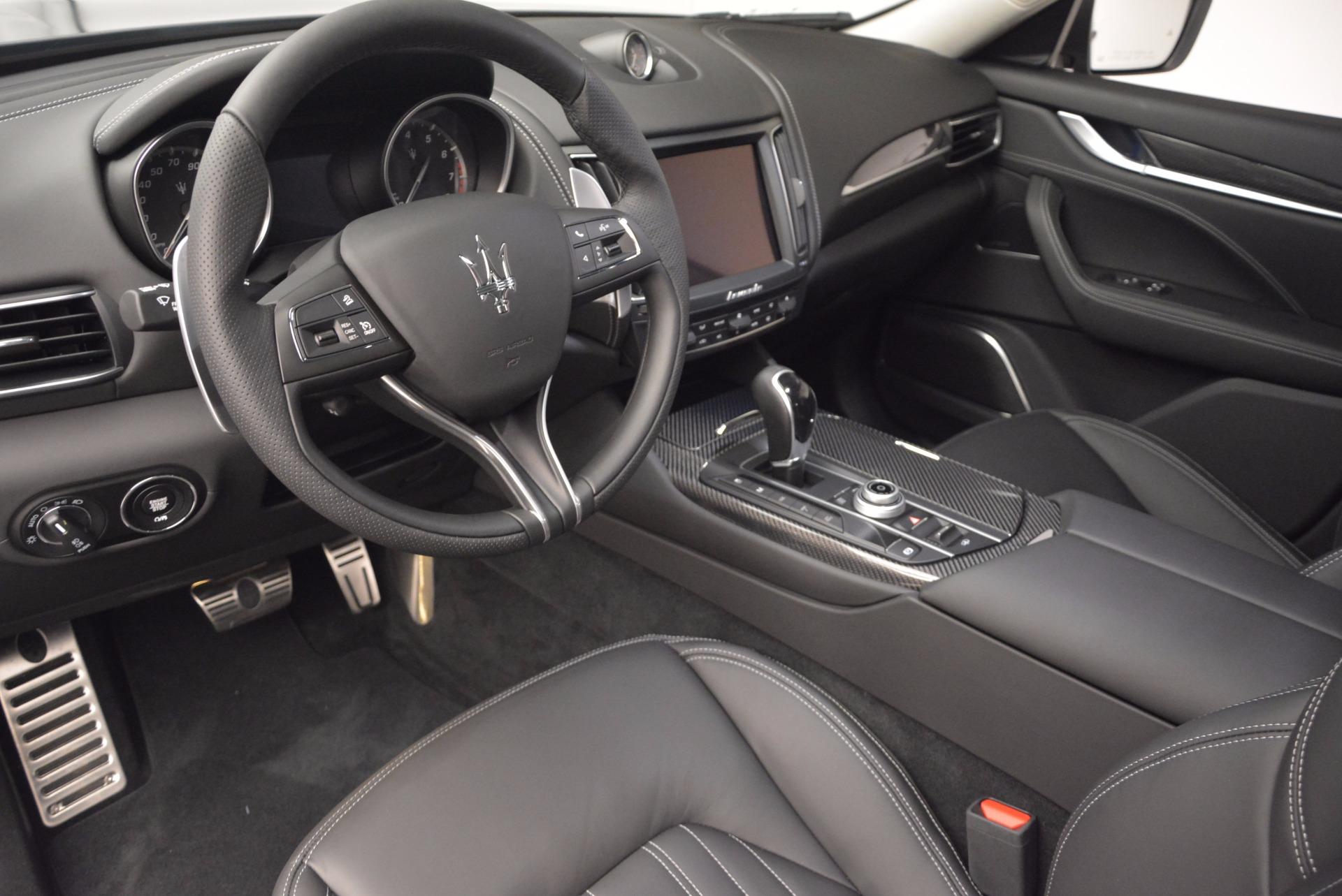 New 2017 Maserati Levante S Q4 For Sale In Greenwich, CT 847_p14