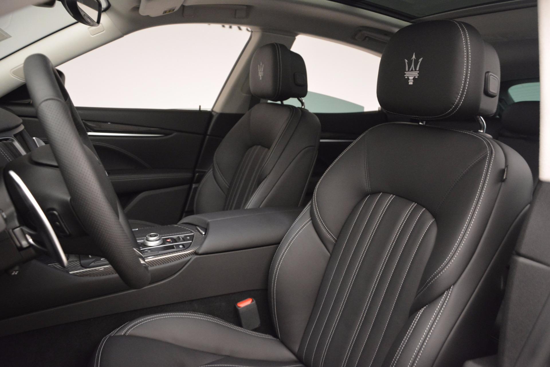 New 2017 Maserati Levante S Q4 For Sale In Greenwich, CT 847_p16