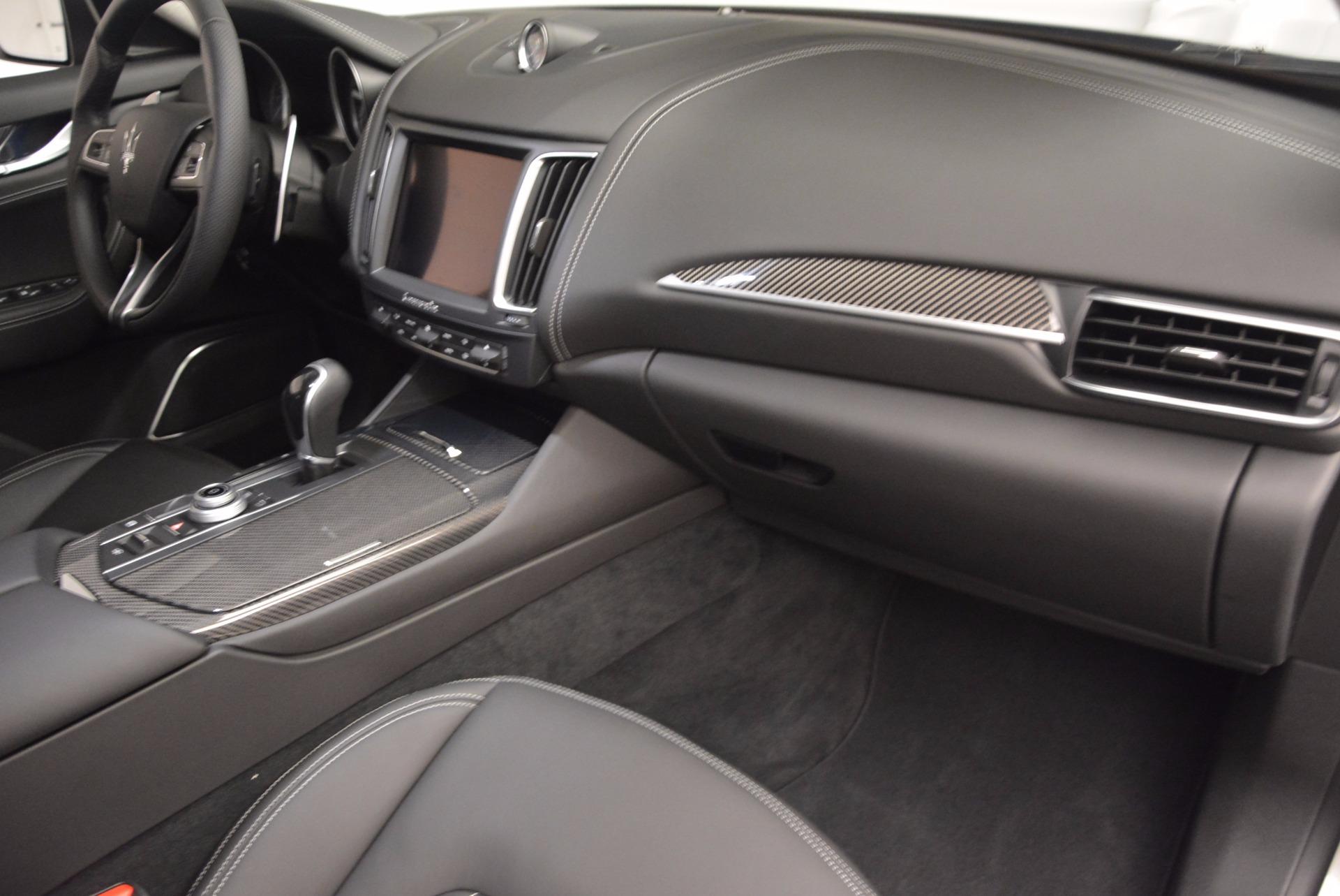 New 2017 Maserati Levante S Q4 For Sale In Greenwich, CT 847_p18