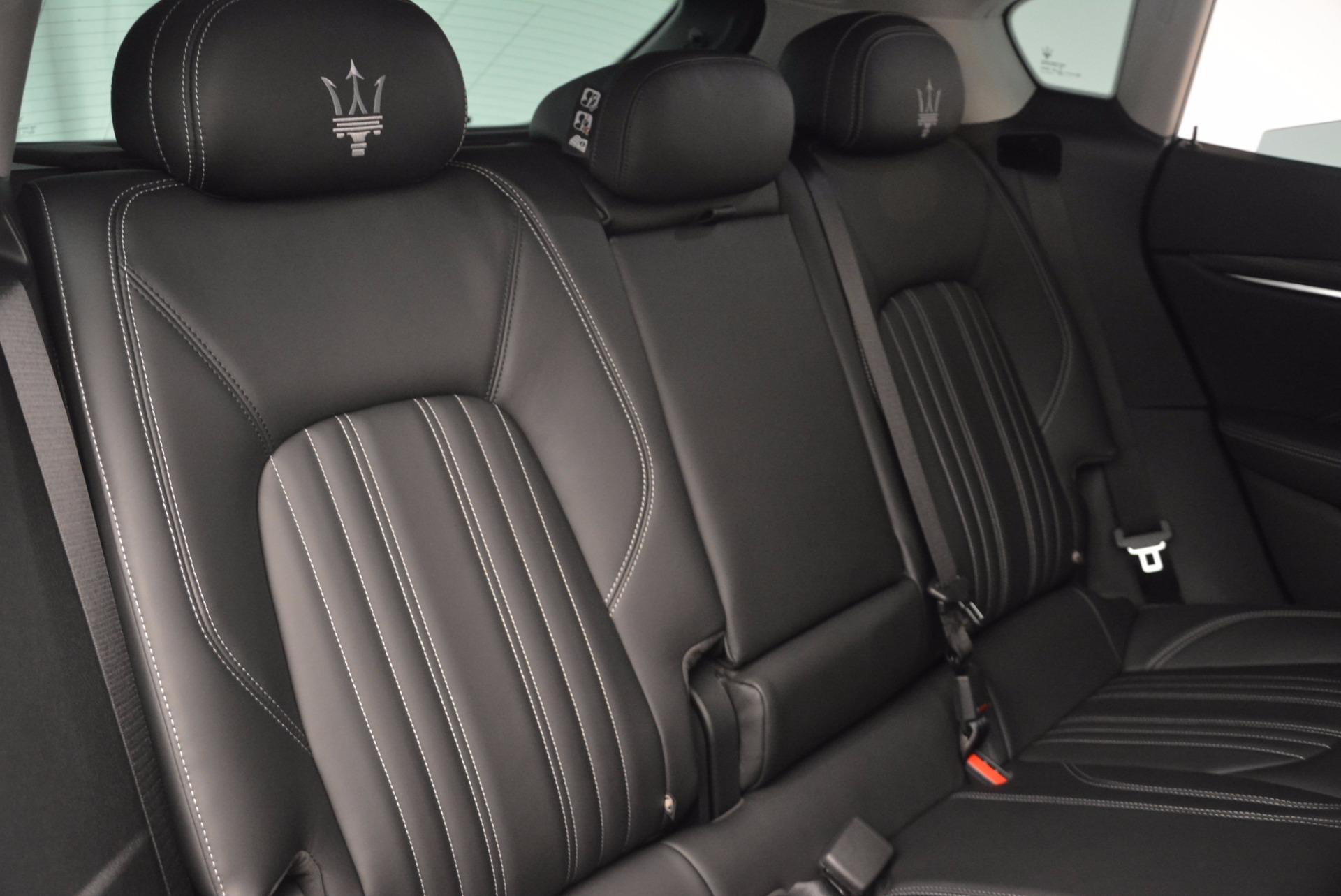 New 2017 Maserati Levante S Q4 For Sale In Greenwich, CT 847_p21