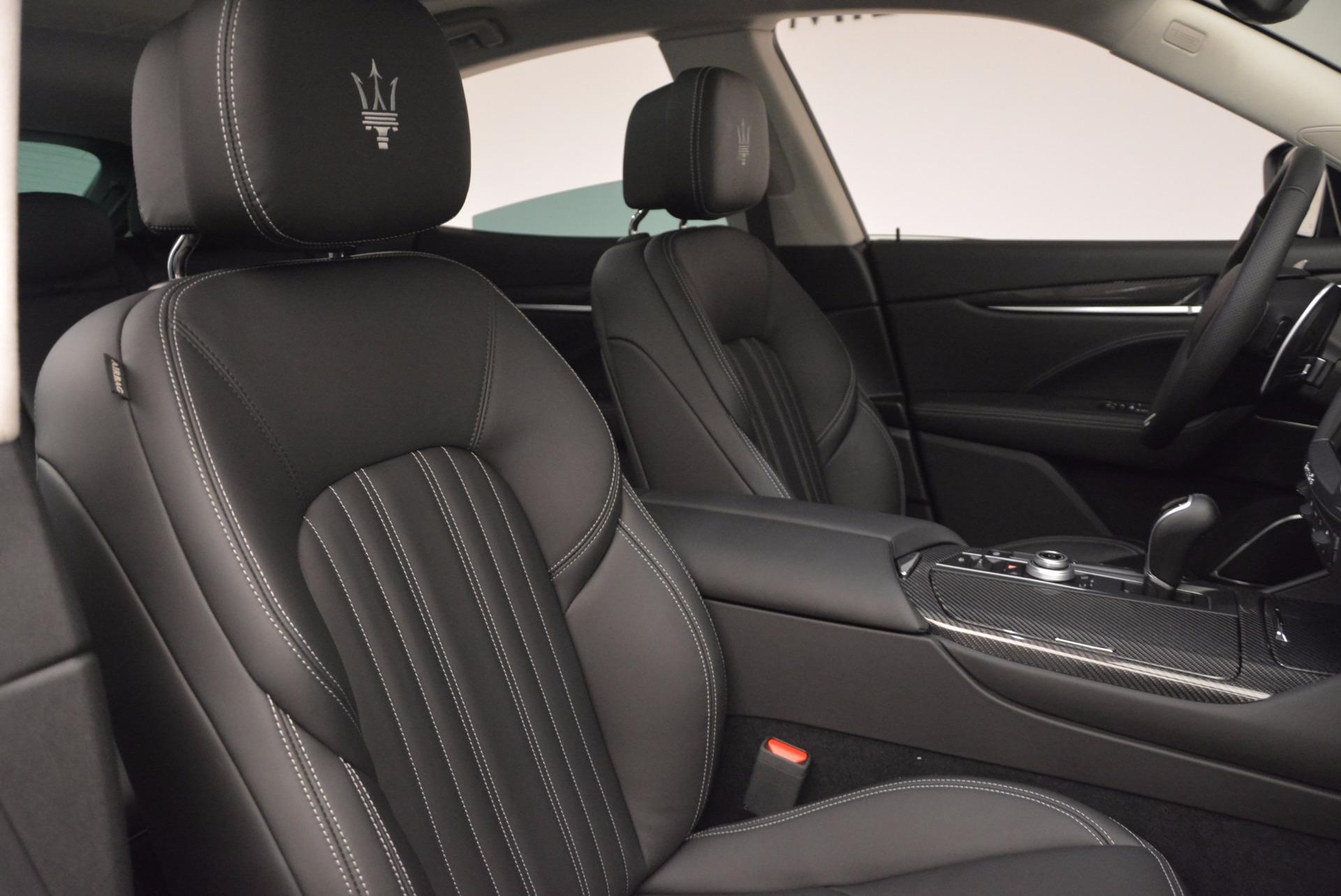 New 2017 Maserati Levante S Q4 For Sale In Greenwich, CT 847_p22