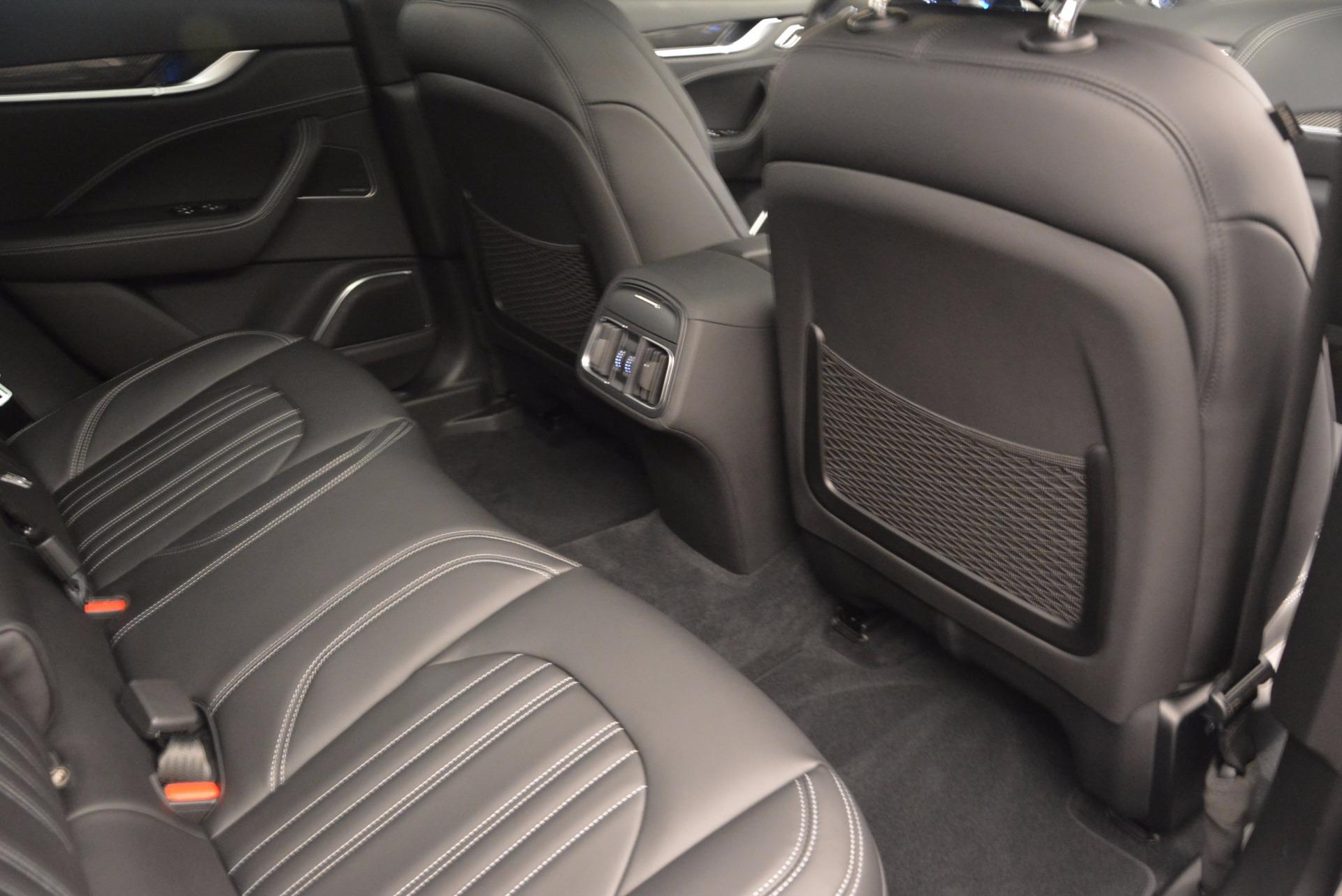 New 2017 Maserati Levante S Q4 For Sale In Greenwich, CT 847_p27