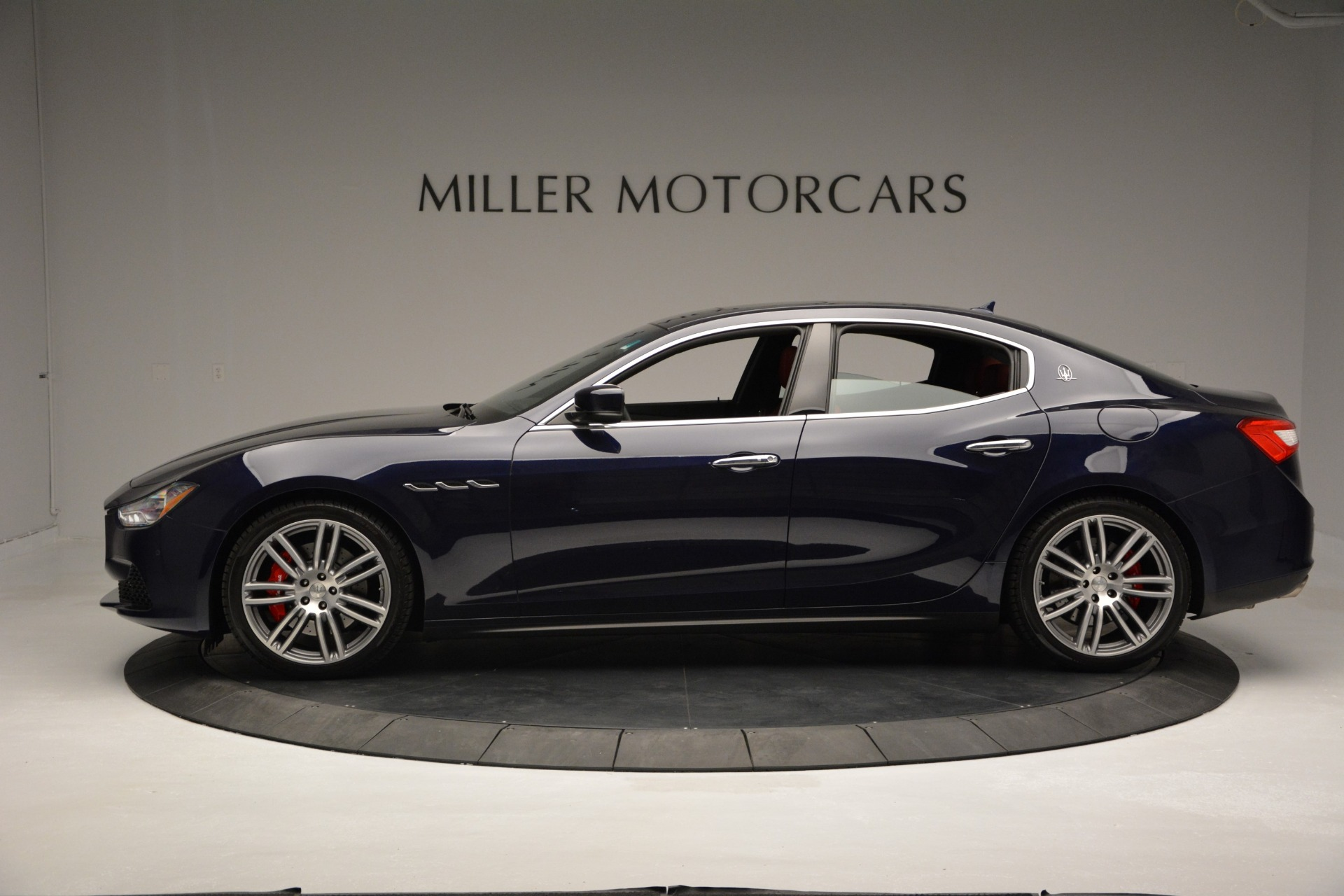 New 2017 Maserati Ghibli S Q4 For Sale In Greenwich, CT 849_p3