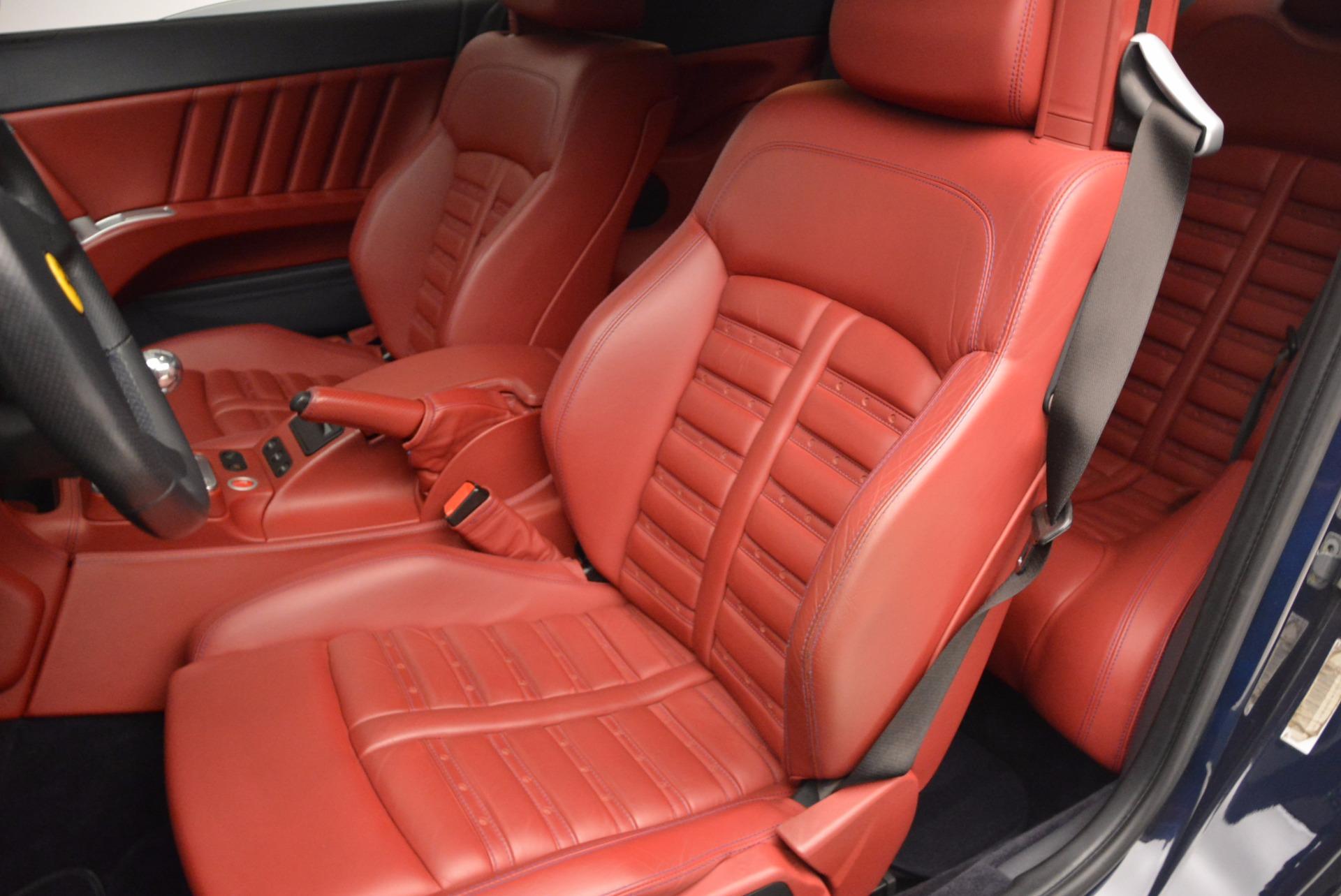 Used 2005 Ferrari 612 Scaglietti 6-Speed Manual For Sale In Greenwich, CT 854_p15