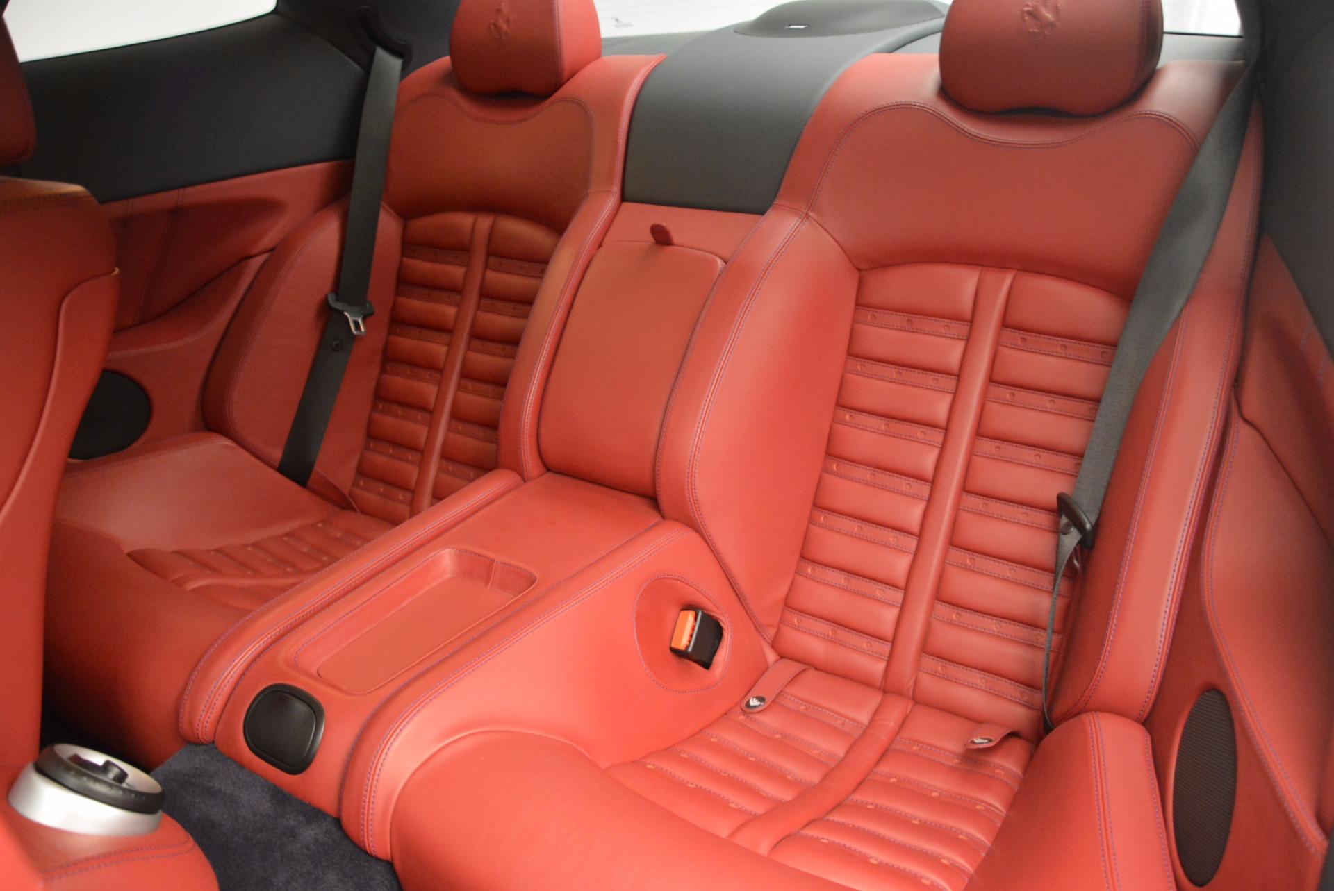 Used 2005 Ferrari 612 Scaglietti 6-Speed Manual For Sale In Greenwich, CT 854_p17
