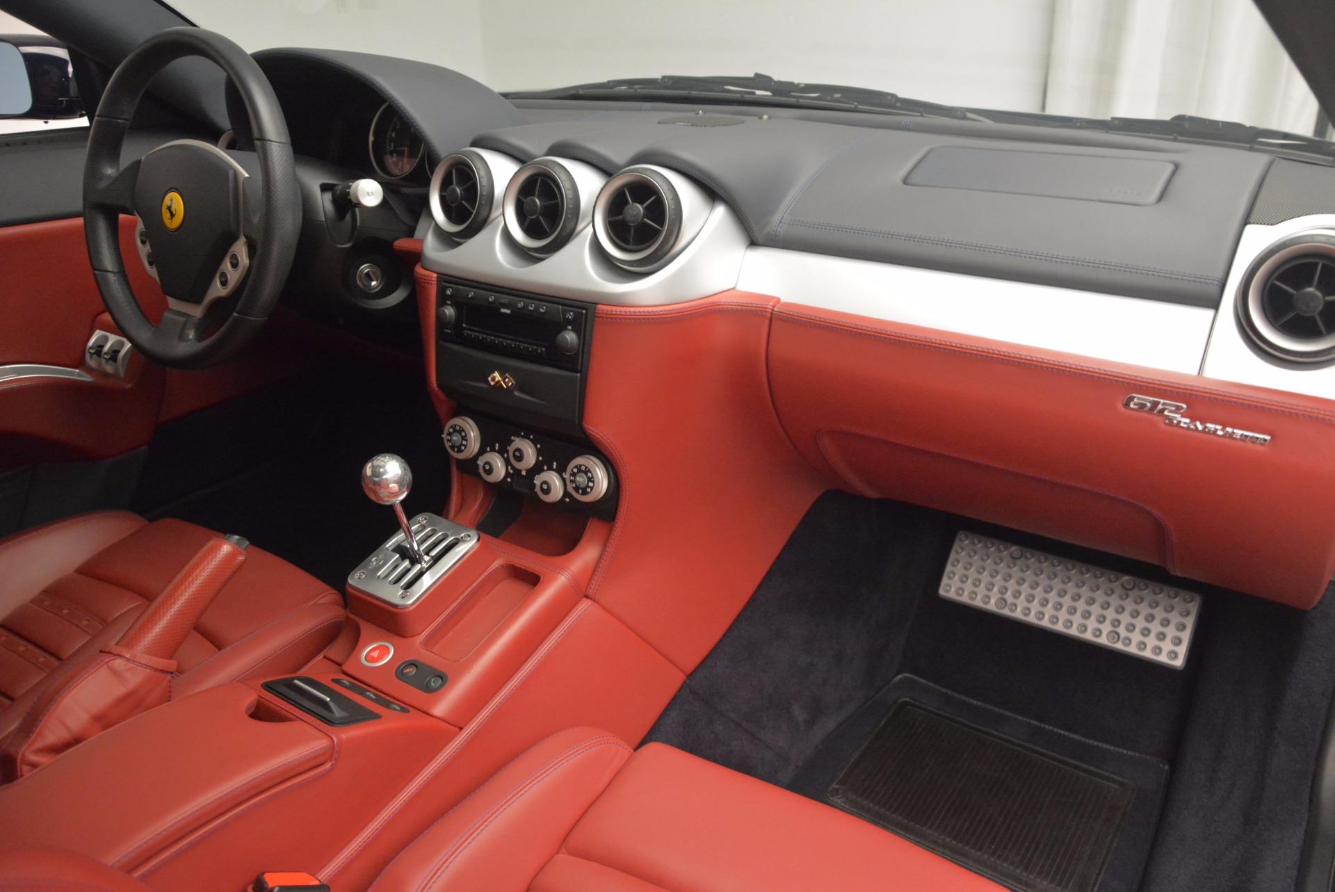 Used 2005 Ferrari 612 Scaglietti 6-Speed Manual For Sale In Greenwich, CT 854_p18