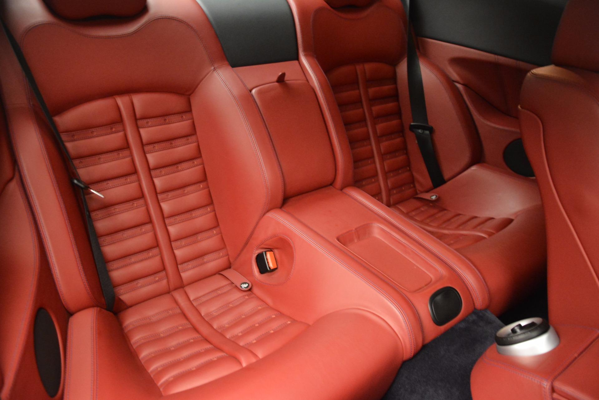 Used 2005 Ferrari 612 Scaglietti 6-Speed Manual For Sale In Greenwich, CT 854_p21