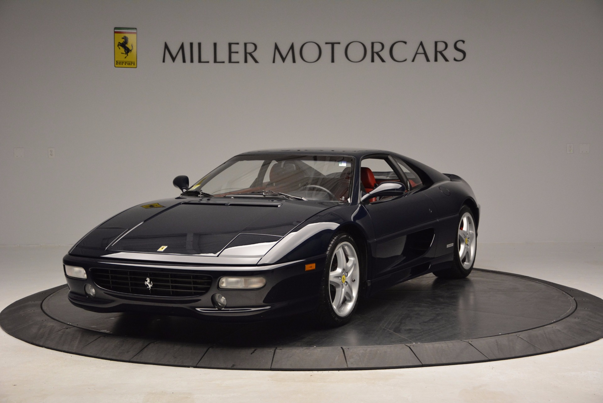 Used 1999 Ferrari 355 Berlinetta For Sale In Greenwich, CT 855_main