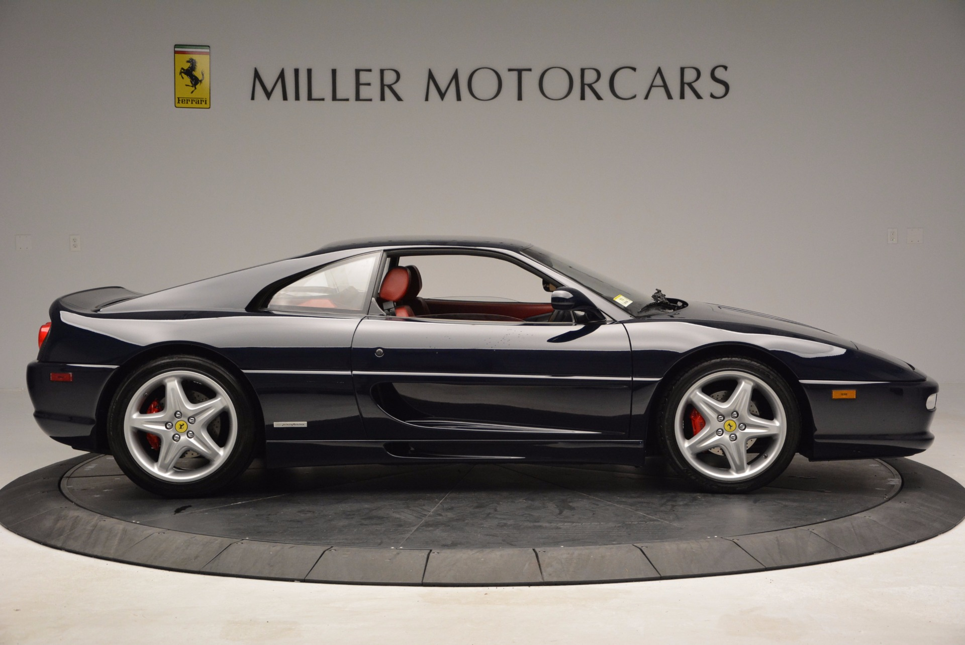 Used 1999 Ferrari 355 Berlinetta For Sale In Greenwich, CT 855_p10