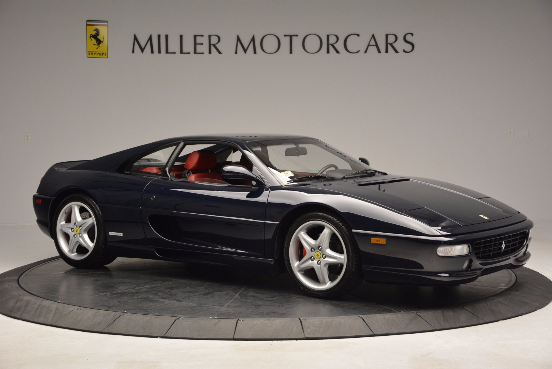 Used 1999 Ferrari 355 Berlinetta For Sale In Greenwich, CT 855_p11