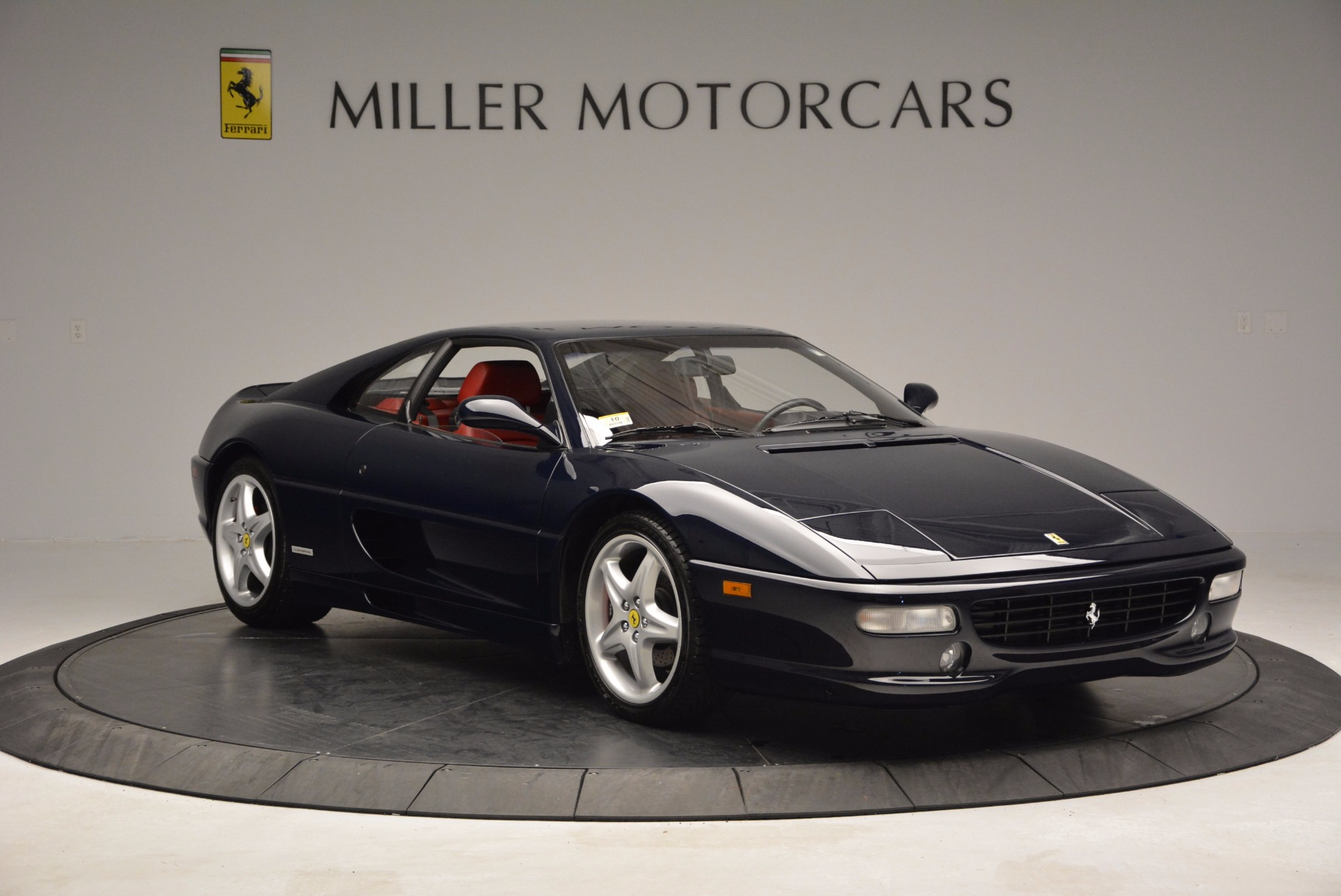 Used 1999 Ferrari 355 Berlinetta For Sale In Greenwich, CT 855_p12