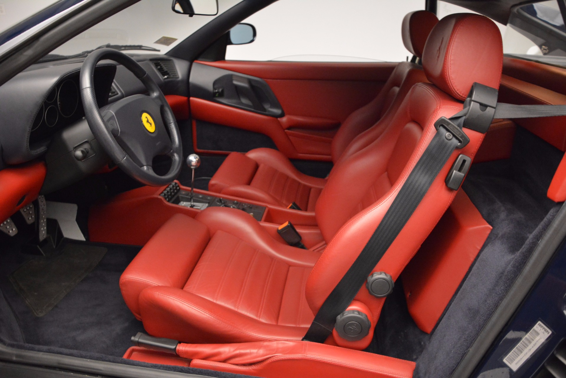 Used 1999 Ferrari 355 Berlinetta For Sale In Greenwich, CT 855_p15