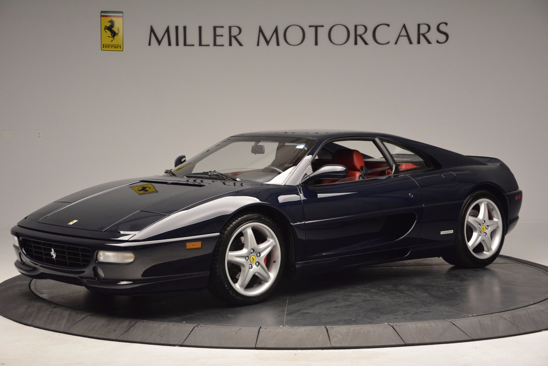 Used 1999 Ferrari 355 Berlinetta For Sale In Greenwich, CT 855_p3