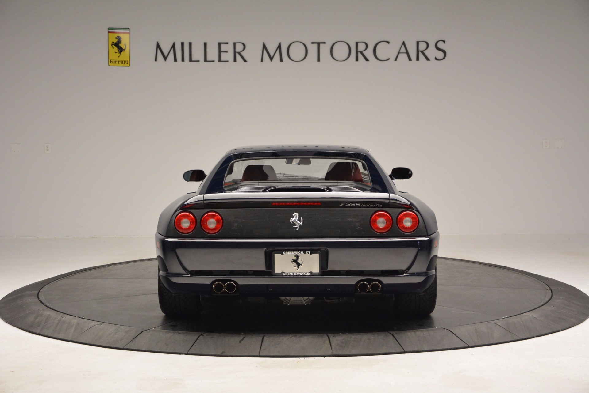 Used 1999 Ferrari 355 Berlinetta For Sale In Greenwich, CT 855_p7