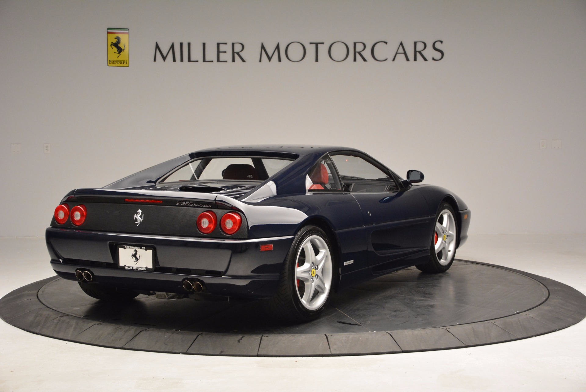 Used 1999 Ferrari 355 Berlinetta For Sale In Greenwich, CT 855_p8