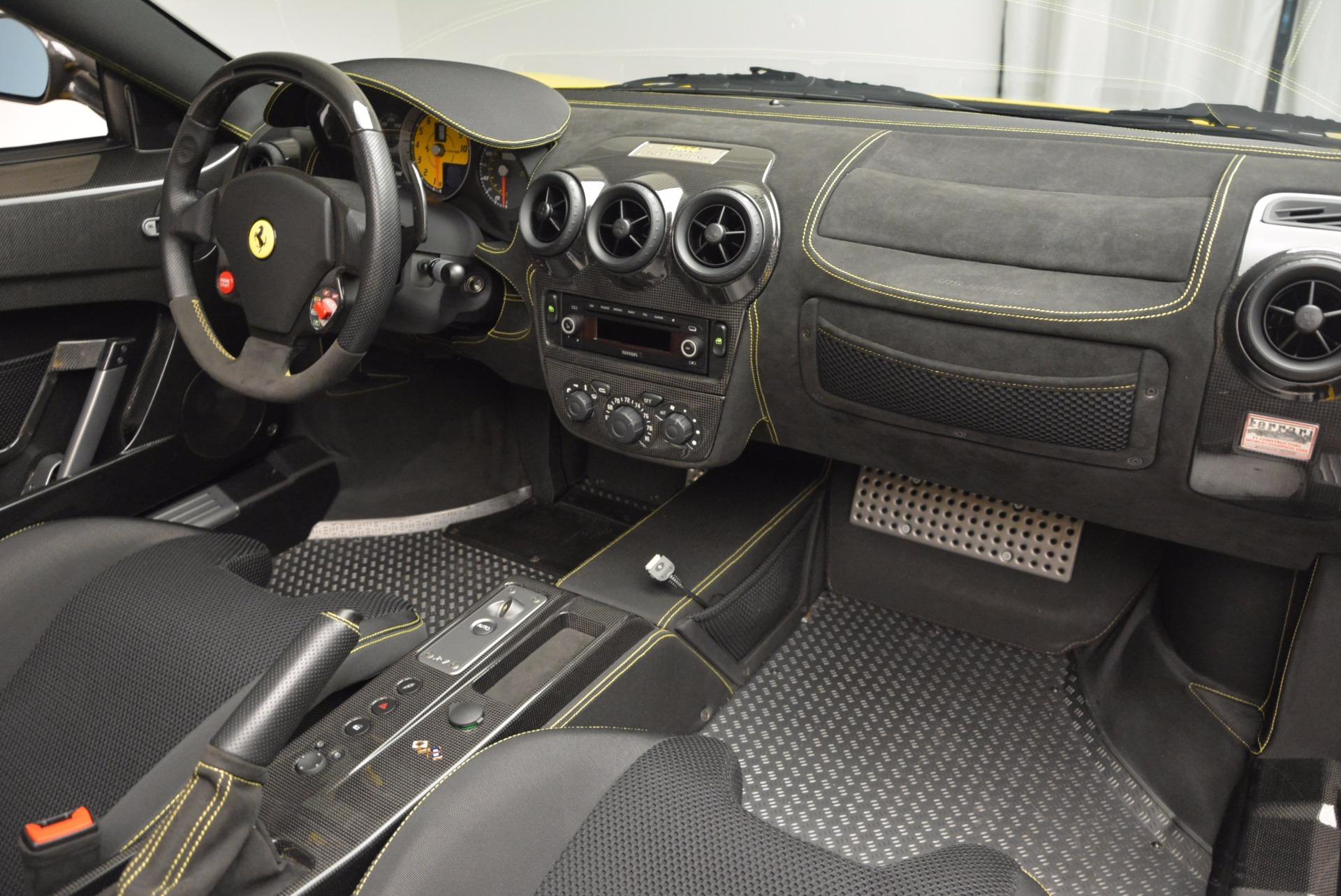 Used 2009 Ferrari F430 Scuderia 16M For Sale In Greenwich, CT 856_p29