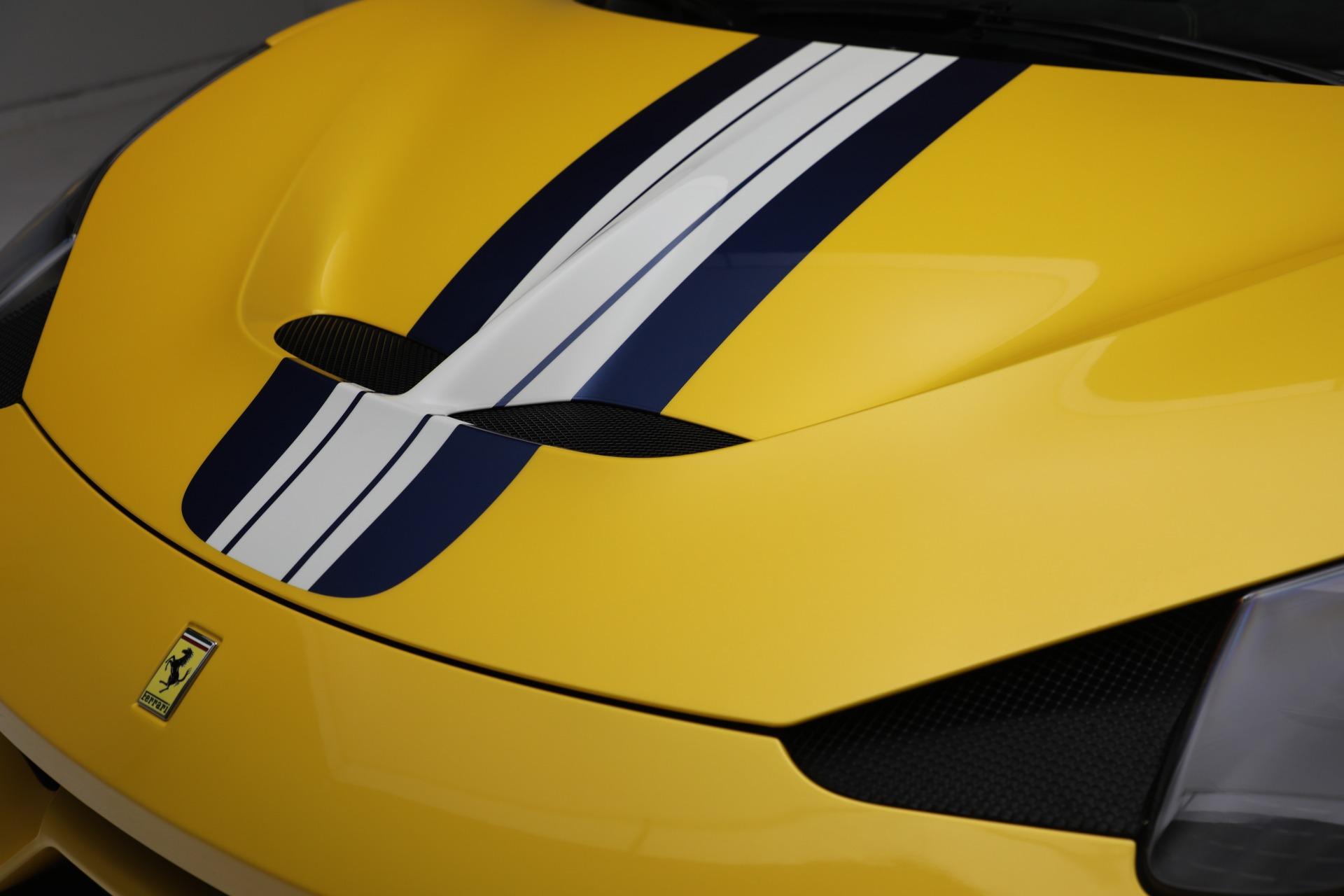 Used 2015 Ferrari 458 Speciale  For Sale In Greenwich, CT 857_p25