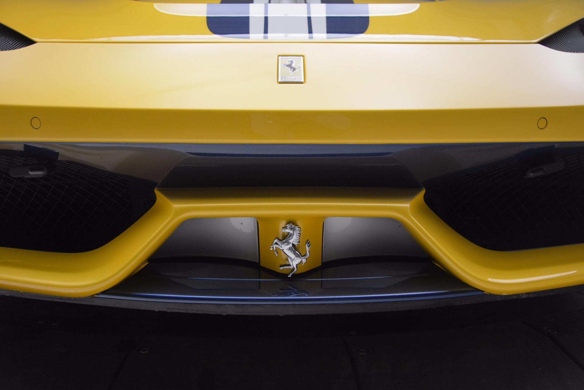 Used 2015 Ferrari 458 Speciale  For Sale In Greenwich, CT 857_p26