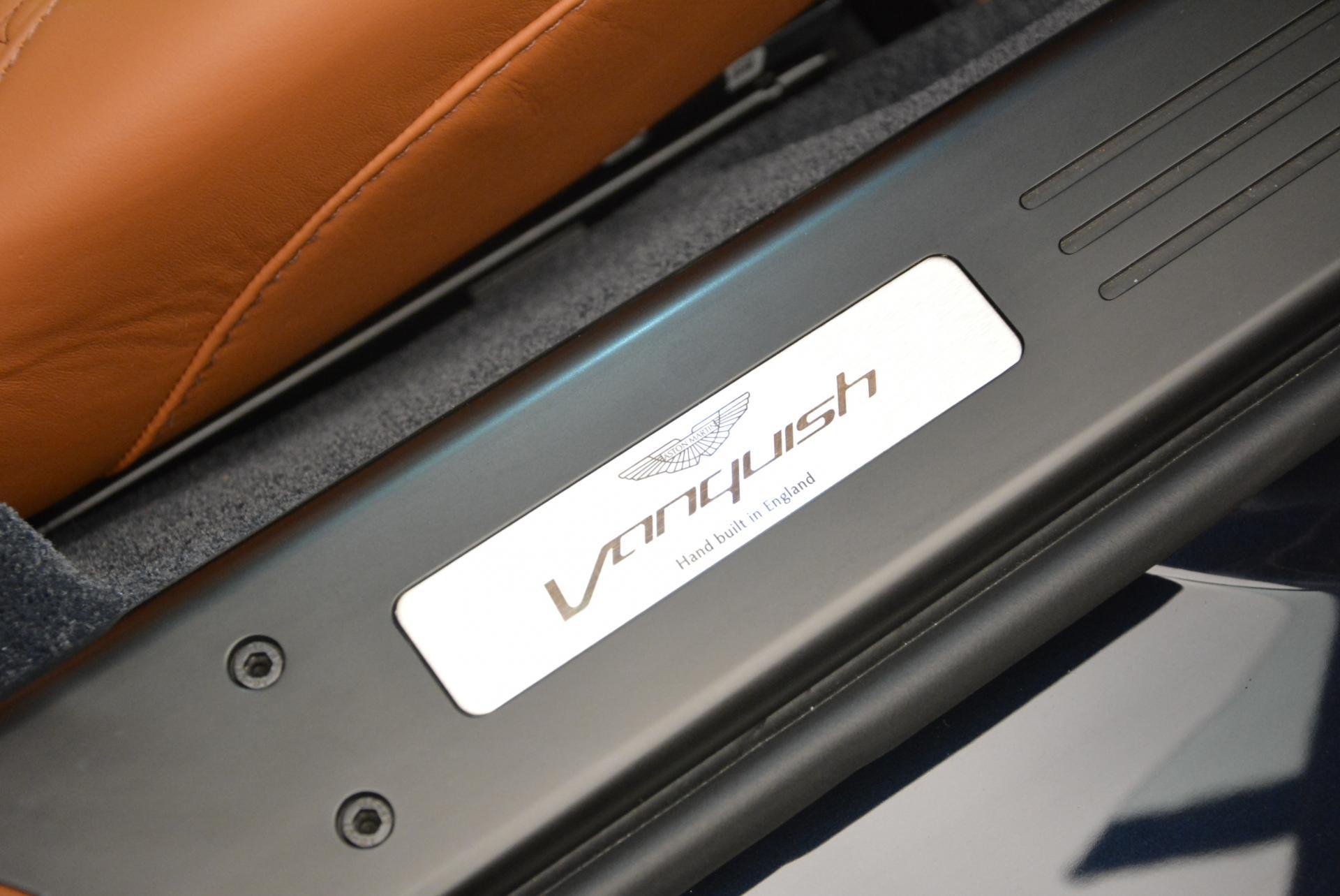 New 2016 Aston Martin Vanquish Volante For Sale In Greenwich, CT 86_p25